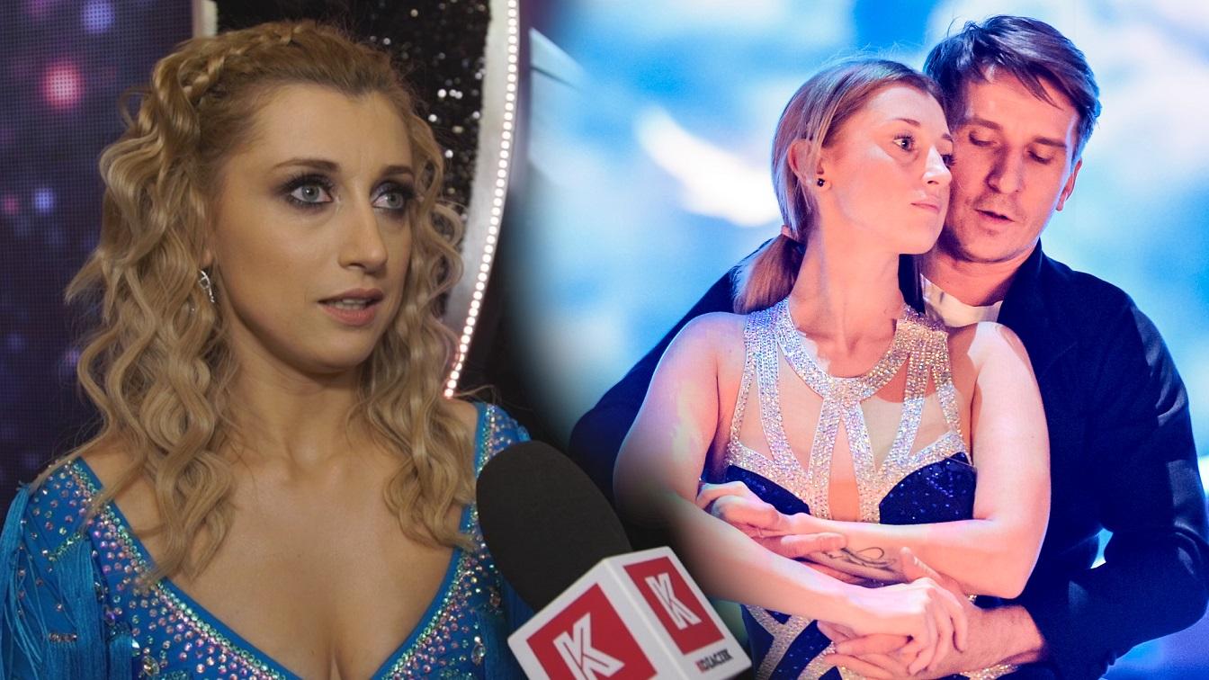 Justyna Żyła zdradziła nam, czy jej były mąż wspiera ją w Tańcu z Gwiazdami