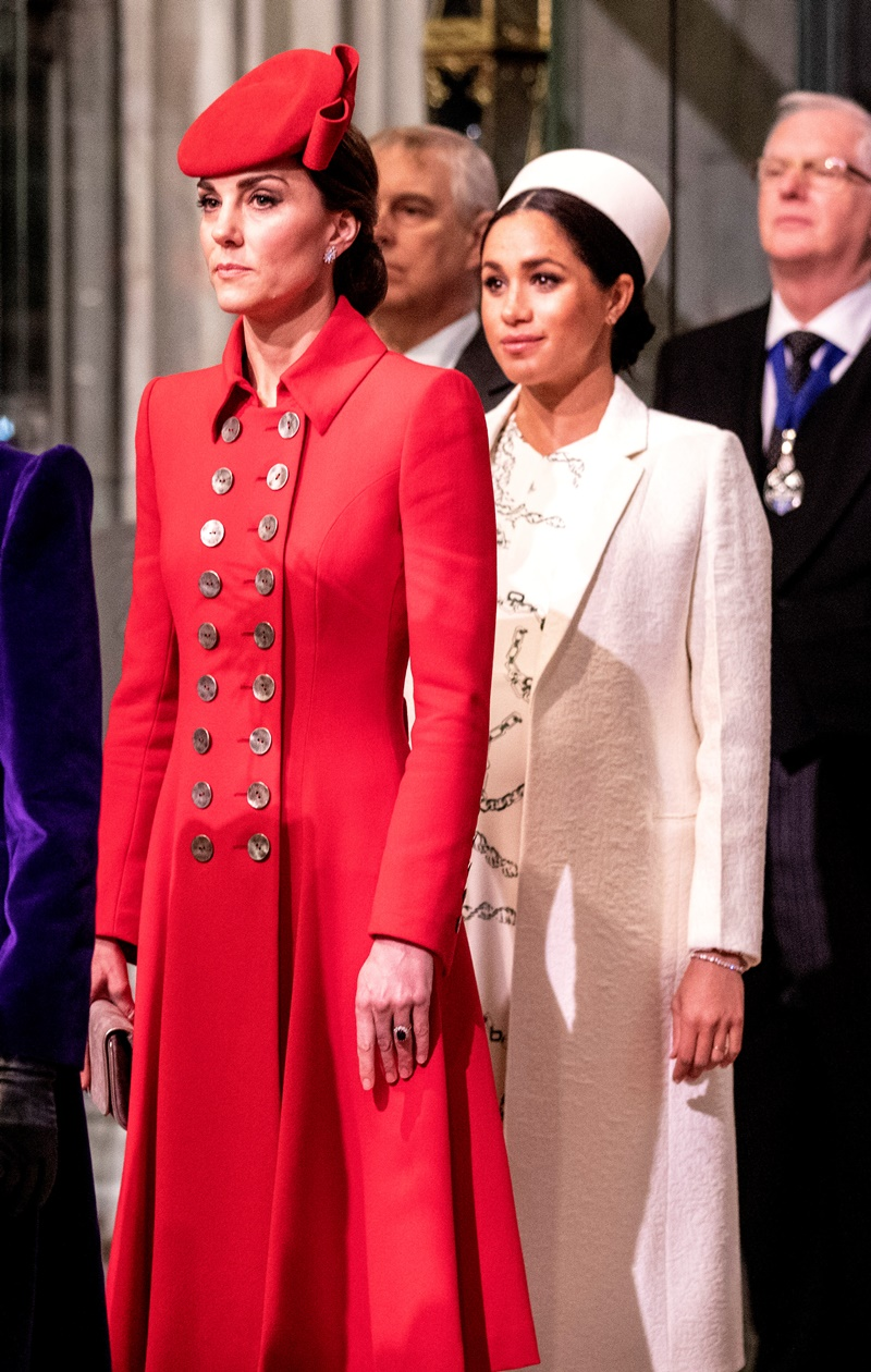 Commonwealth Service at Westminster Abbey in London