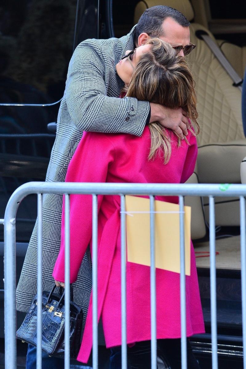 Jennifer Lopez i jej narzeczony Alex