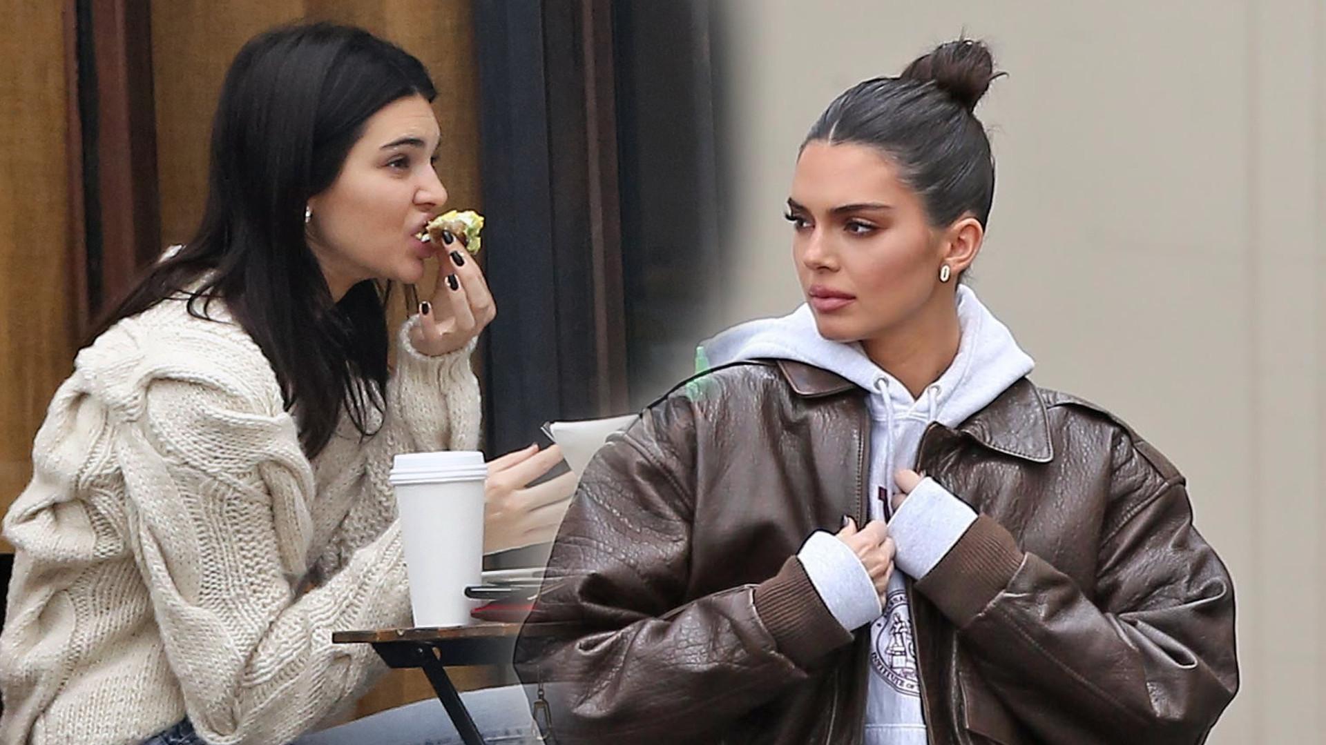 Kendall Jenner narzekała na trądzik – na Instagramie pokazała twarz bez makijażu