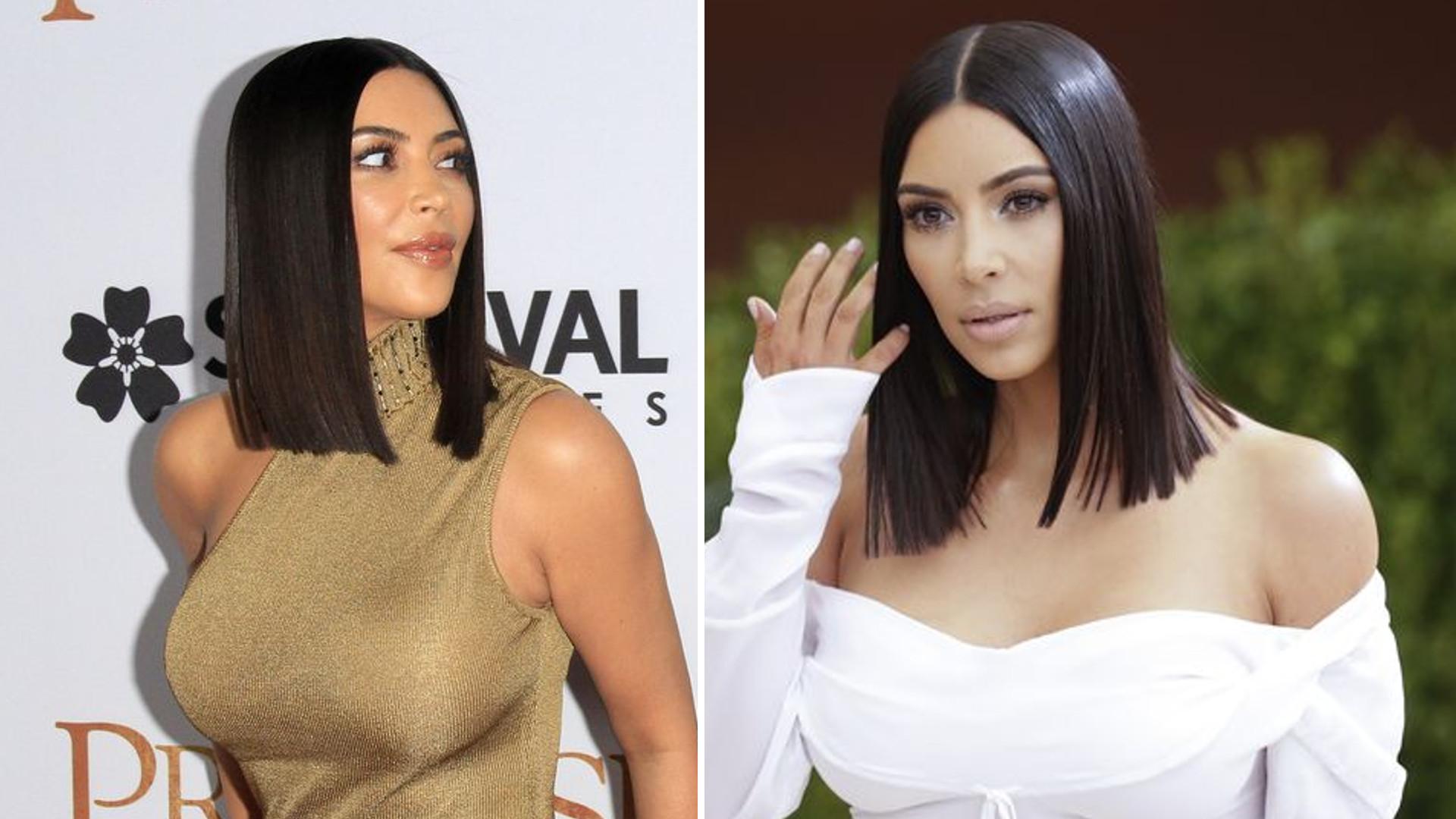 Kim Kardashian ma włosy DO KOLAN – kopiuje Black Chynę!