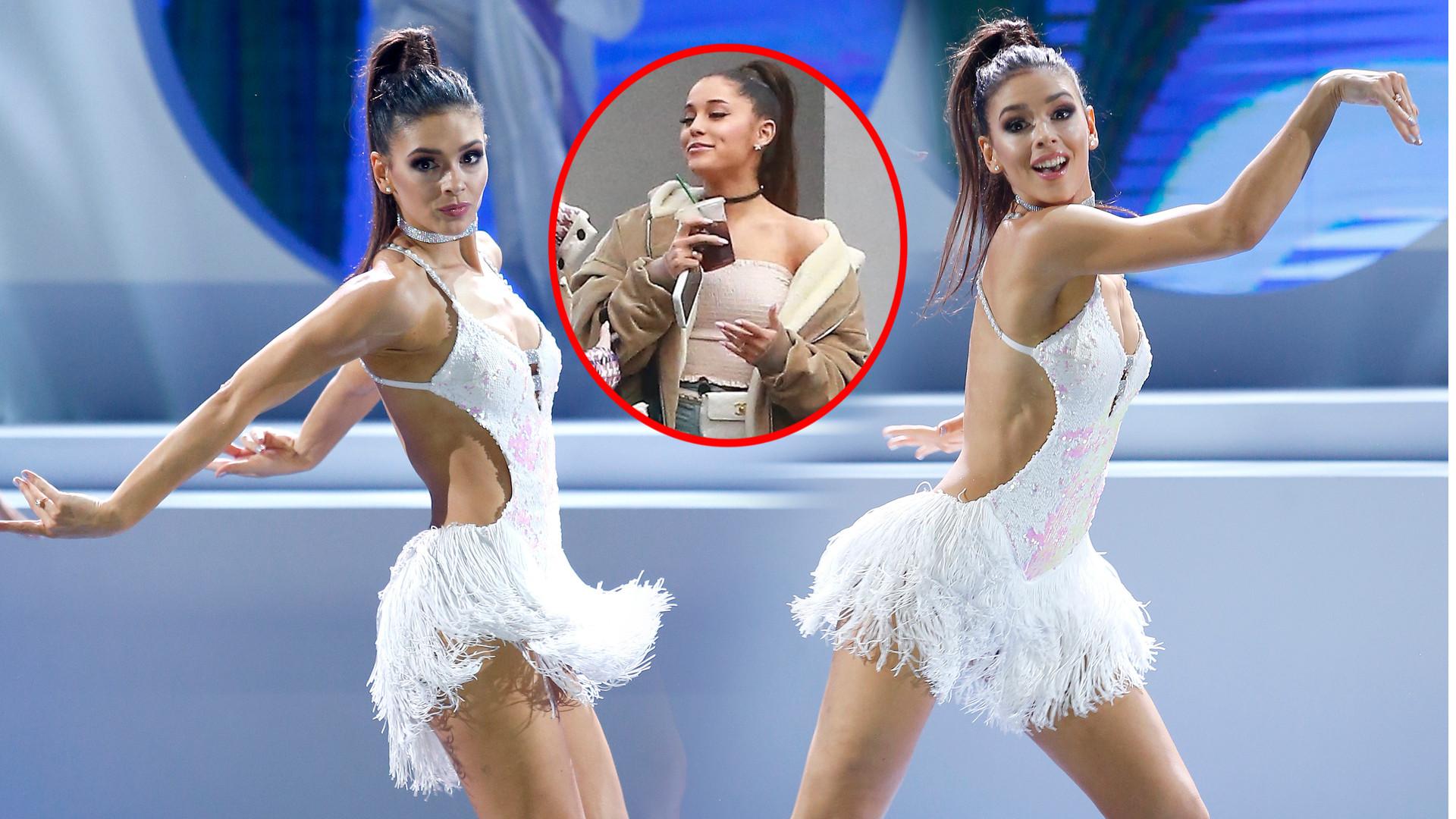 WOW! Klaudia Halejcio jak Ariana Grande! (VIDEO+ZDJĘCIA)
