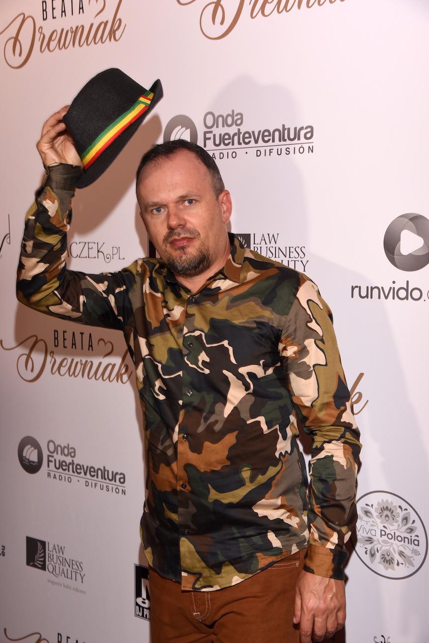 Krzysztof Kasa Kasowski, fot. Dariusz Kowalewski