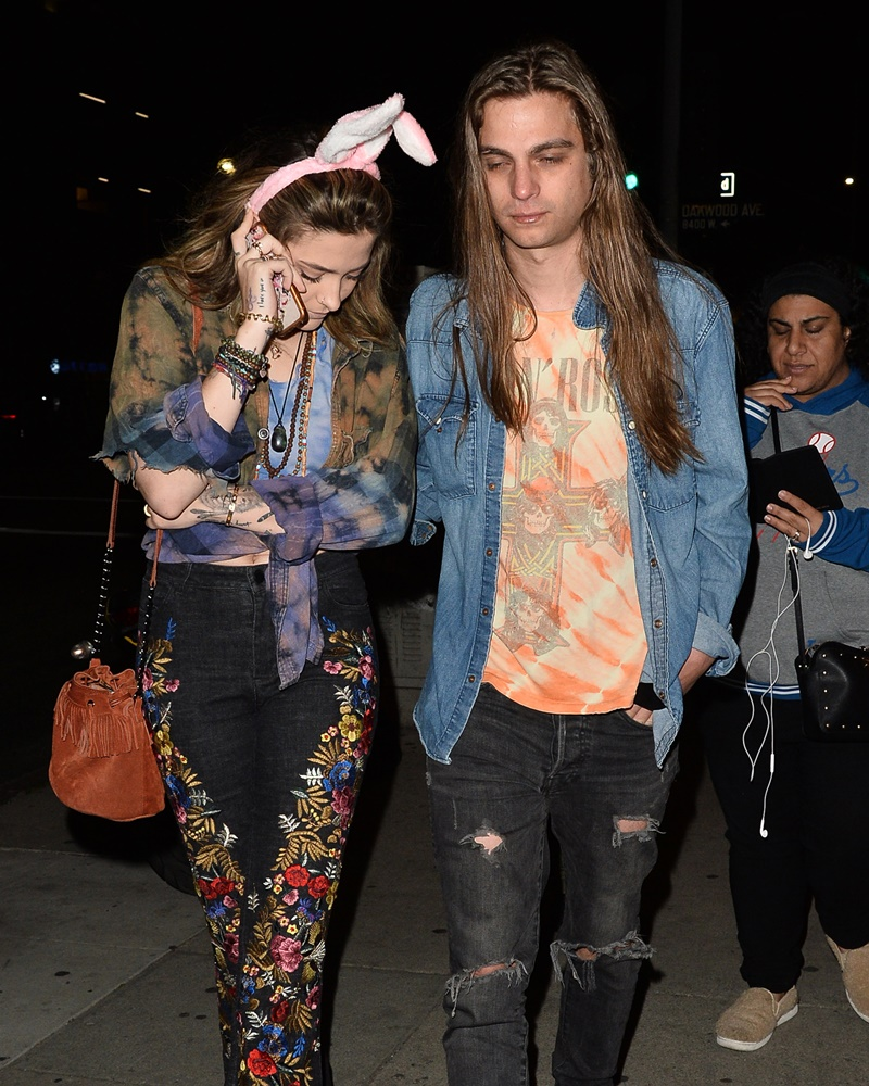 Paris Jackson and Gabriel Glenn Go to Macaulay Culkins Podcast Show