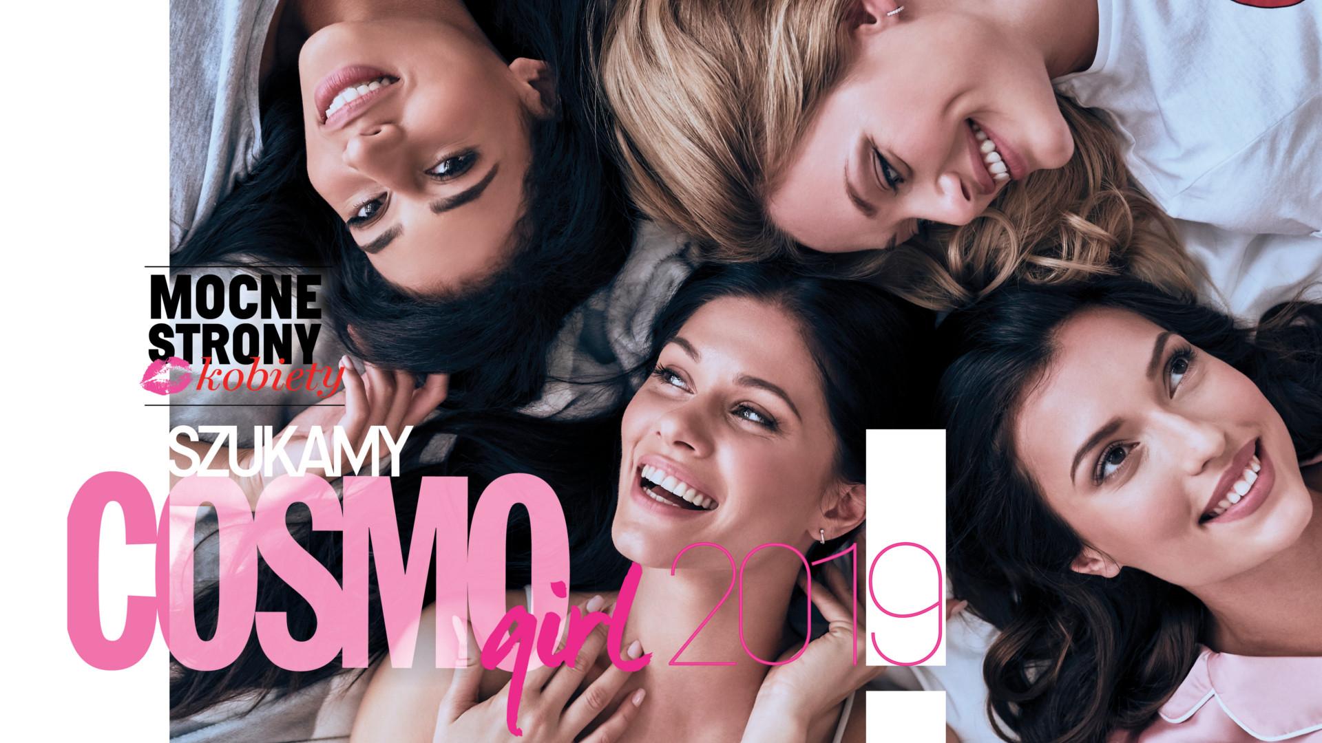 Szukamy COSMO GIRL – kolejna edycja konkursu wystartowała