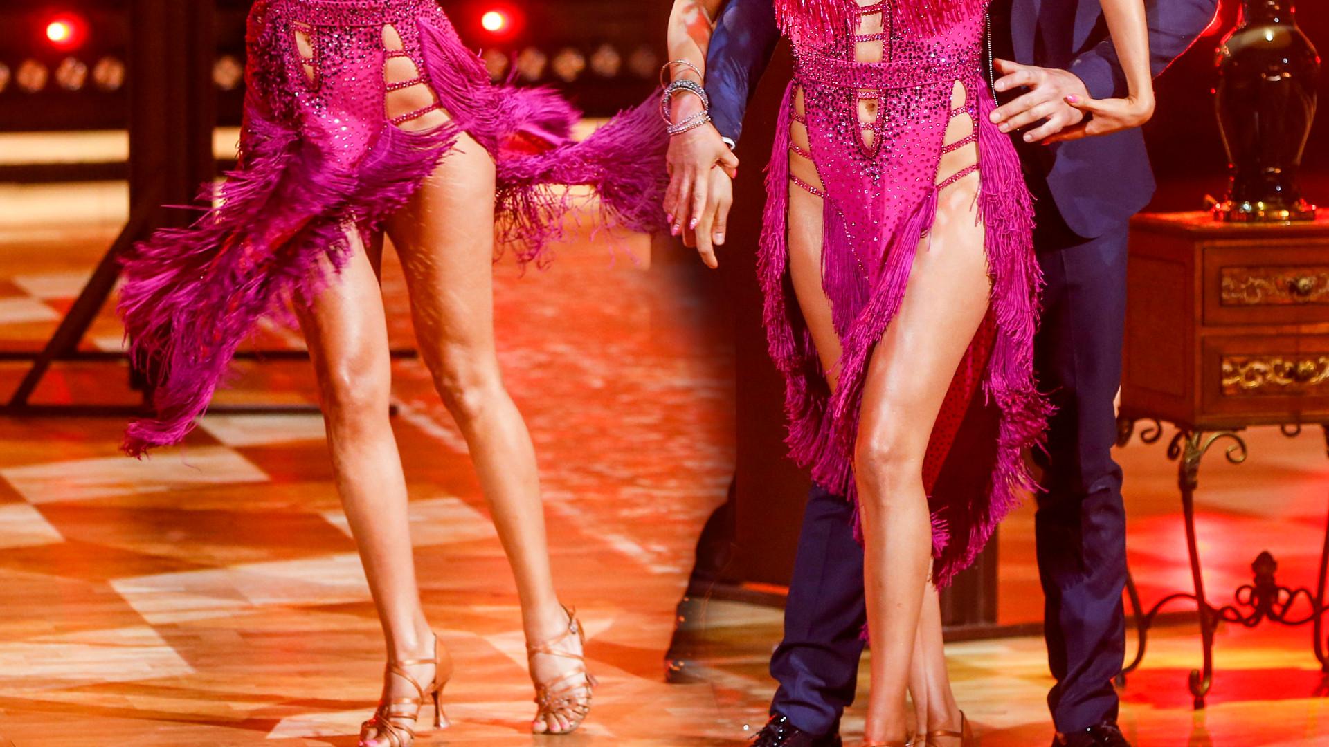 WOW! Ta uczestniczka Tańca z gwiazdami może się pochwalić genialną figurą! (ZDJĘCIA)