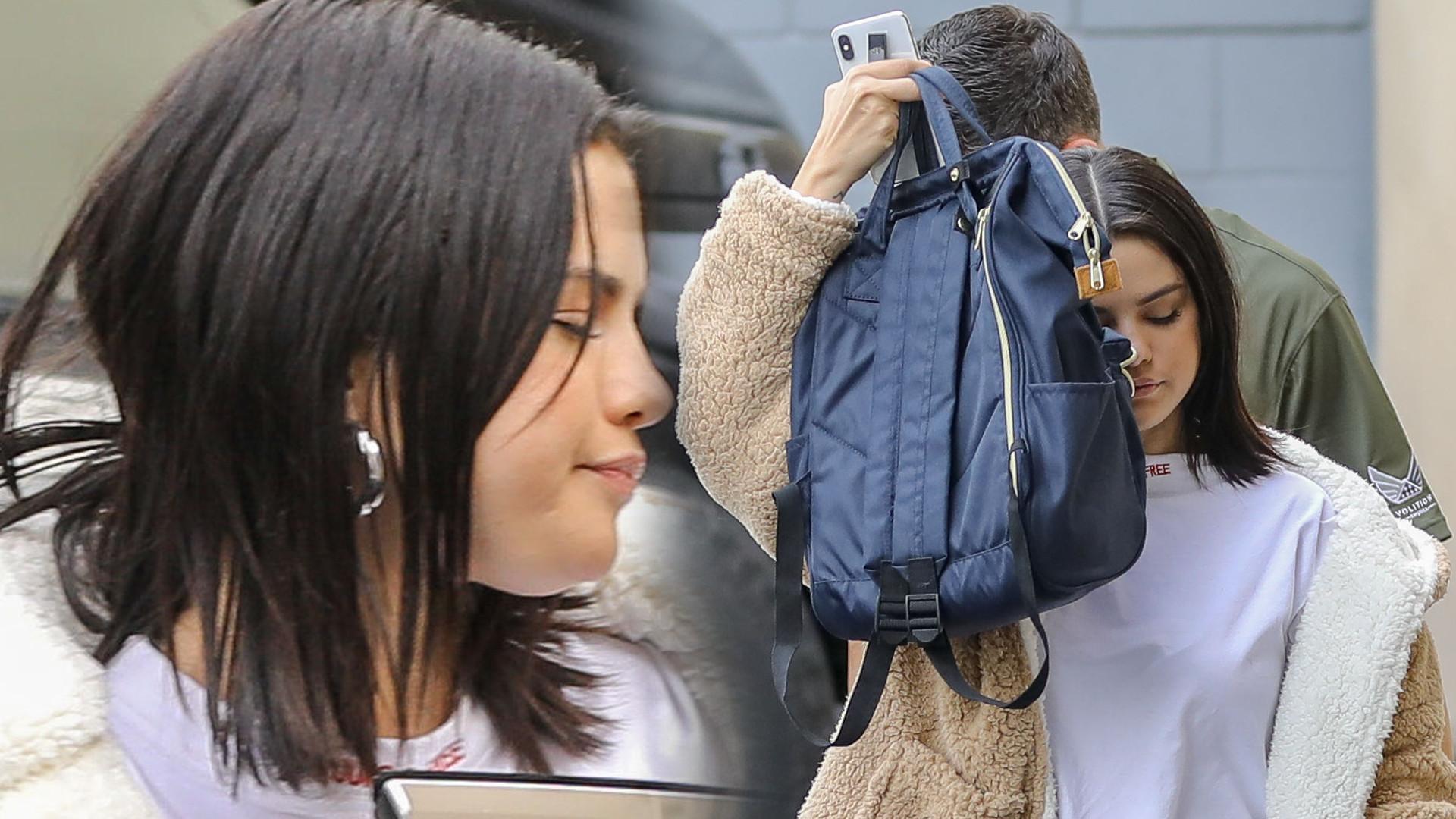 Selena Gomez ma dość bycia podgladaną przez paparazzi (ZDJĘCIA)