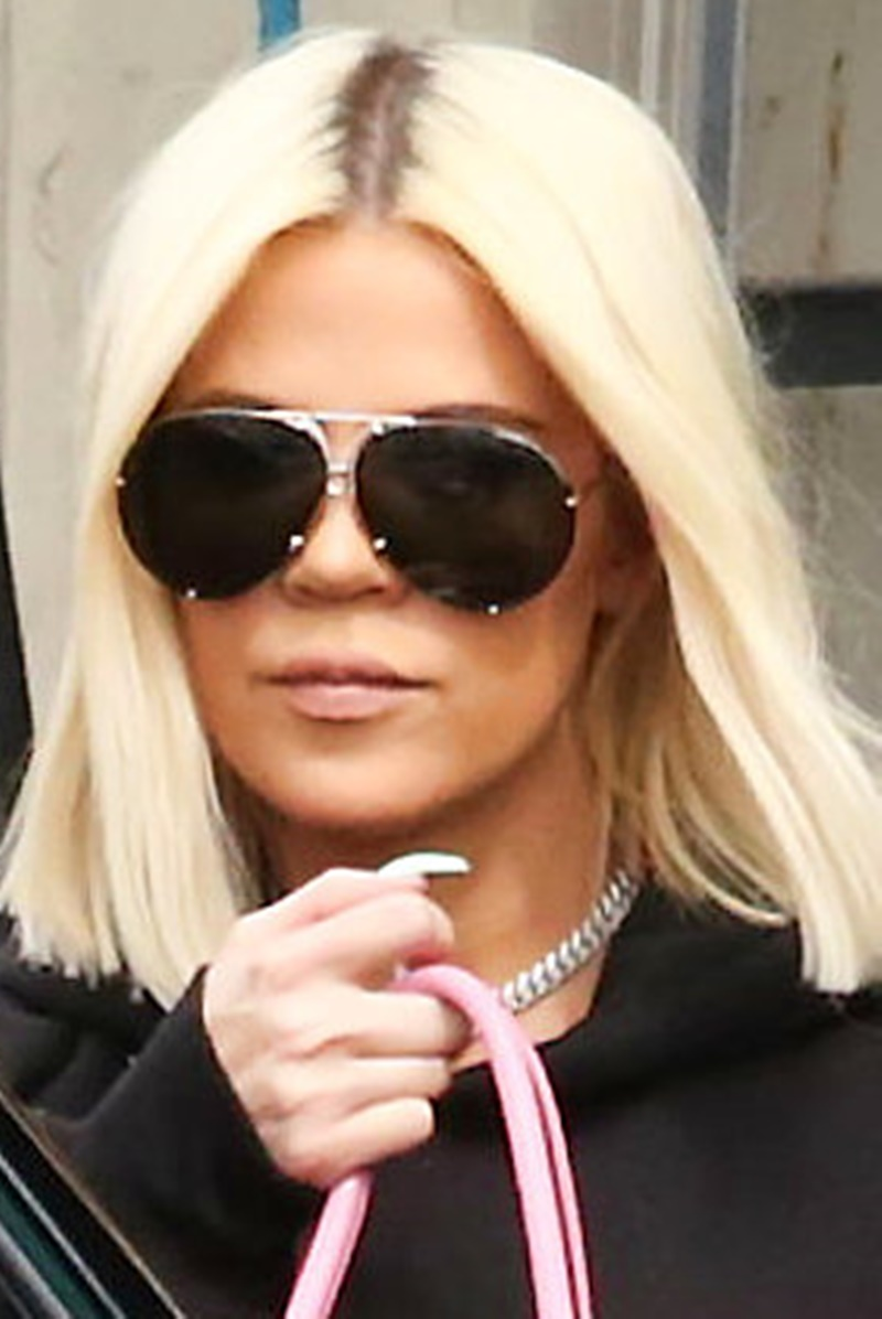 Khloe Kardashian Keeps Up Her Work Schedule Despite Being Overwhelmed By Jordyn Wood's Lies About Hooking Up With Tristan Thompson