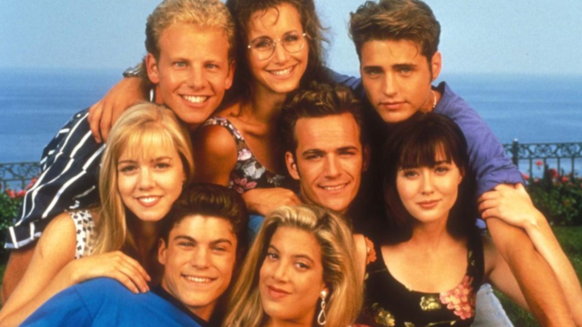 Nie żyje kolejny aktor serialu Beverly Hills, 90210
