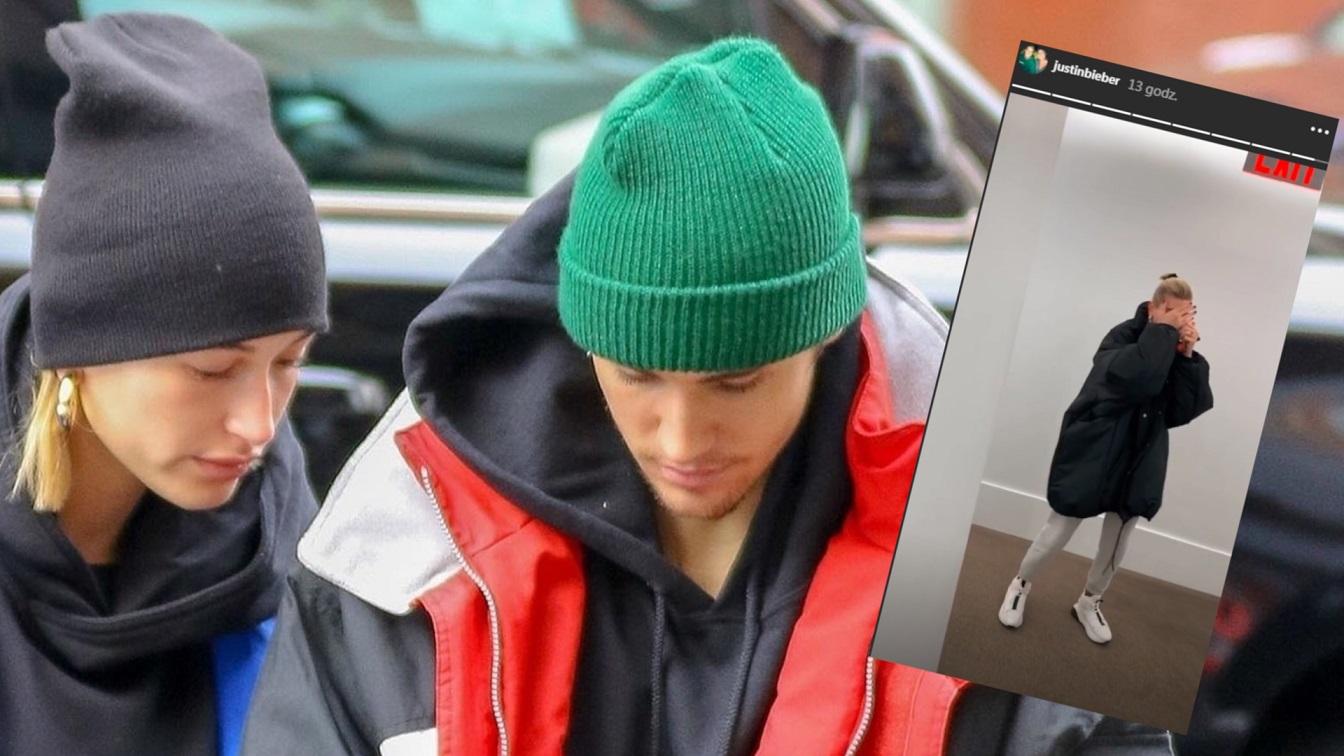 Wychodzą skutki choroby Justina Biebera. Widać wszystko gołym okiem na jego twarzy