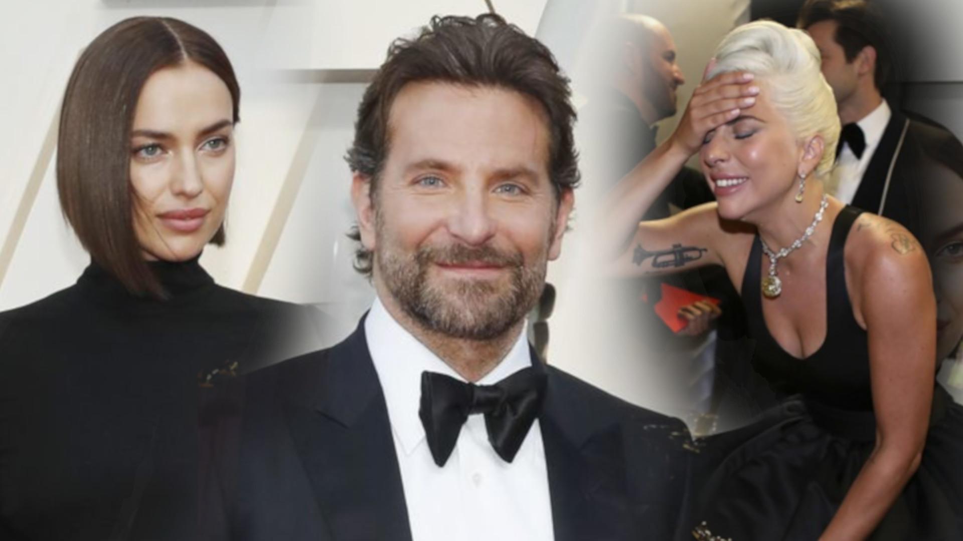 Bradley Cooper doprowadził Irinę do ŁEZ. Jest całe nagranie! (VIDEO)