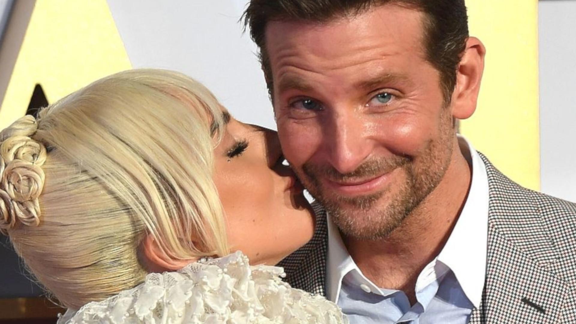 Bradley Cooper opowiada o PIERWSZYM spotkaniu z Gagą. Patrzył tylko na jej oczy