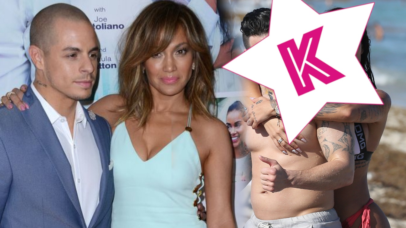 Były chłopak Jennifer Lopez – Casper Smart opłakuje jej zaręczyny? Przyłapali go z modelką
