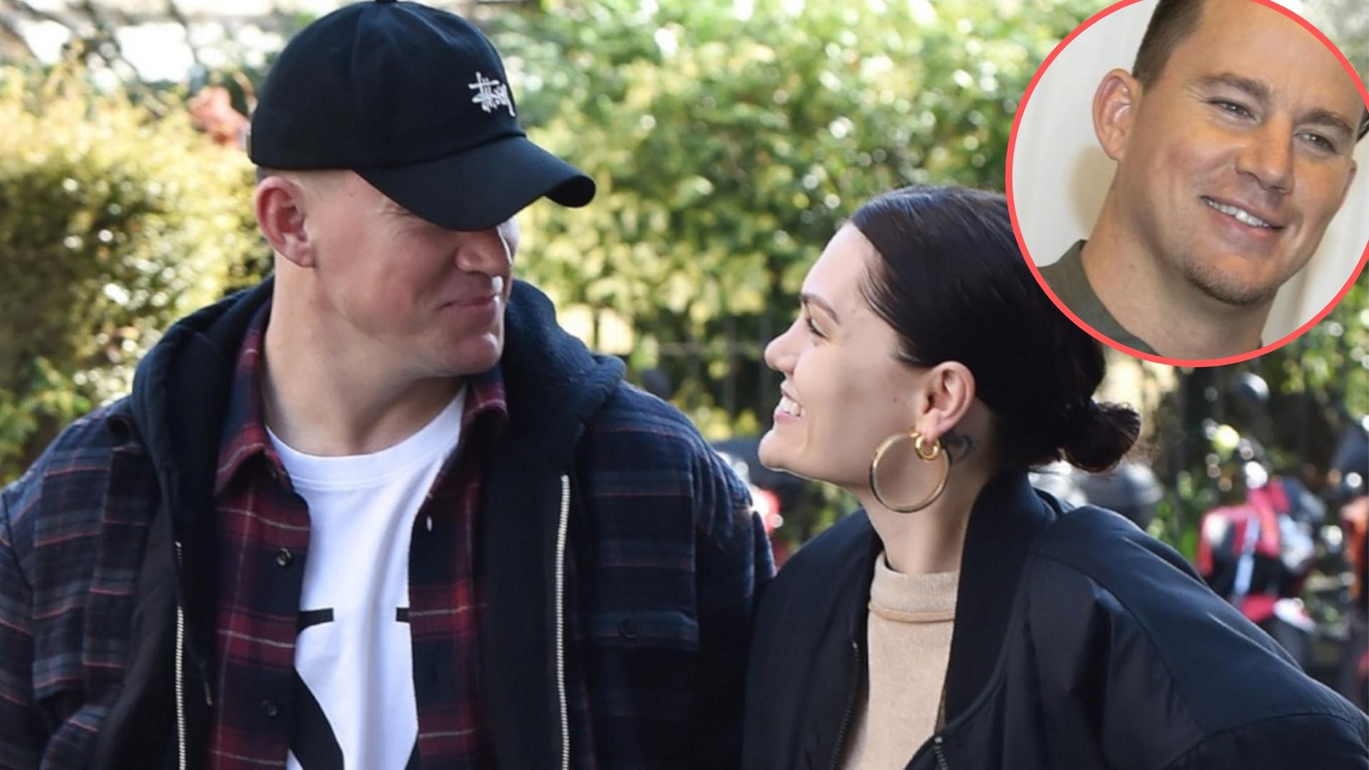 Channing Tatum publicznie wyznał miłość Jessie J! Uroczy gest jest dowodem na to, że Channing za nią SZALEJE