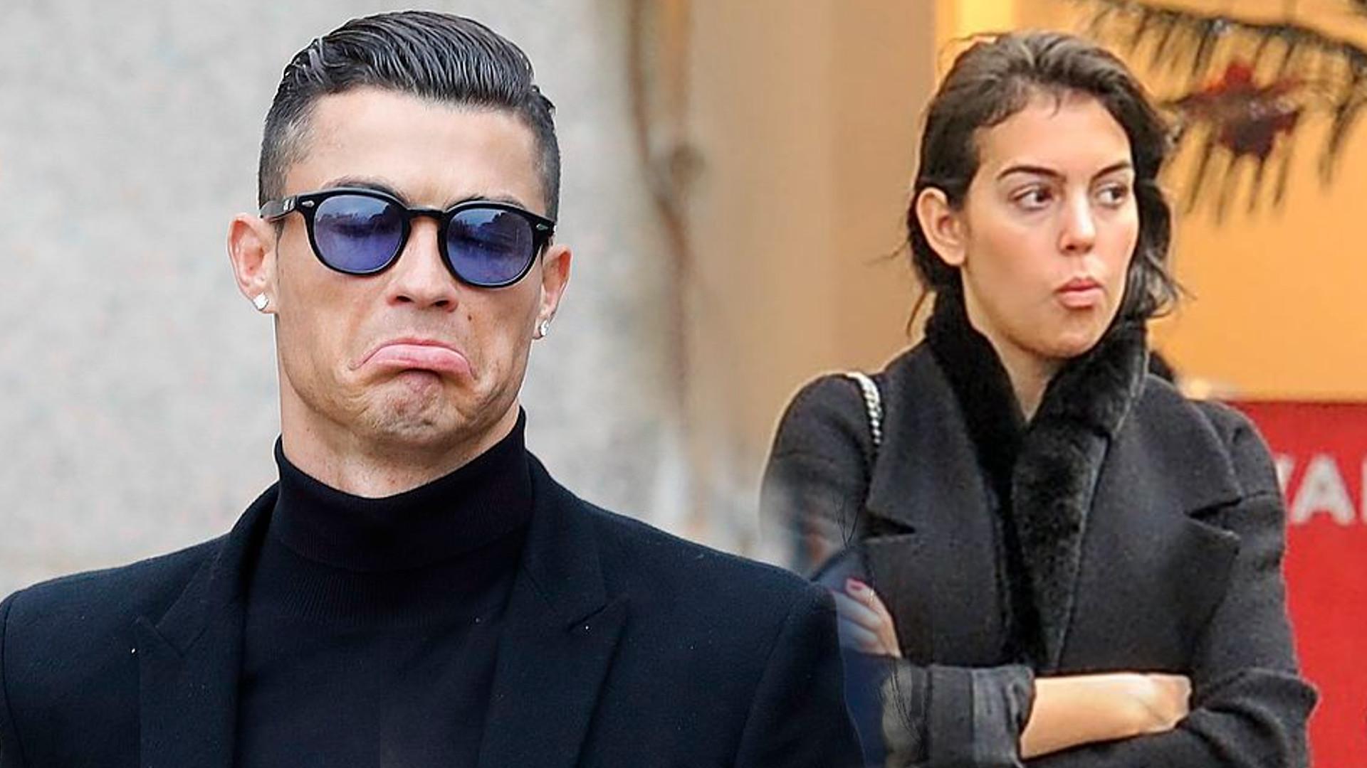 SZOK! Dziewczyna Cristiano pokazała jego STARE zdjęcie