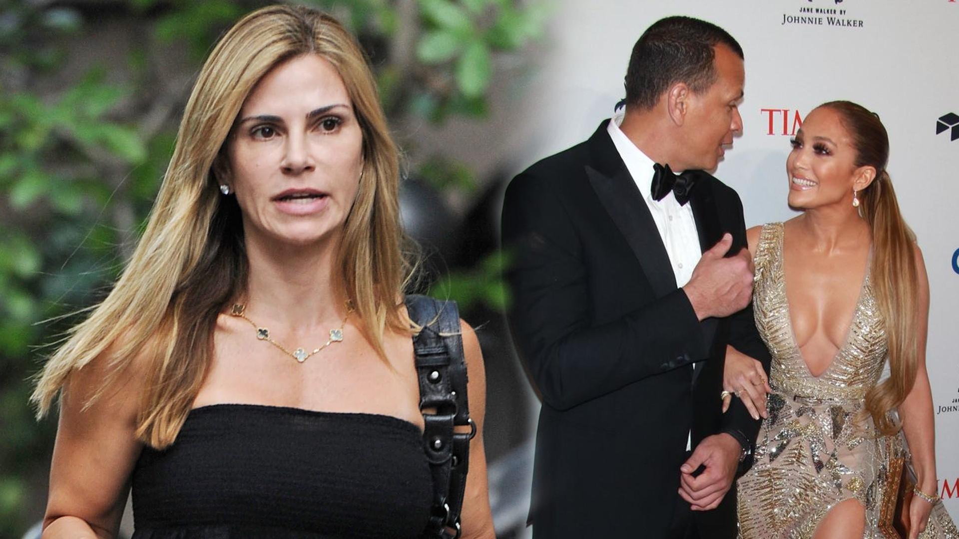 Była żona Alexa Rodrigueza skomentowała jego zaręczyny z Jennifer Lopez – zdenerwowała się
