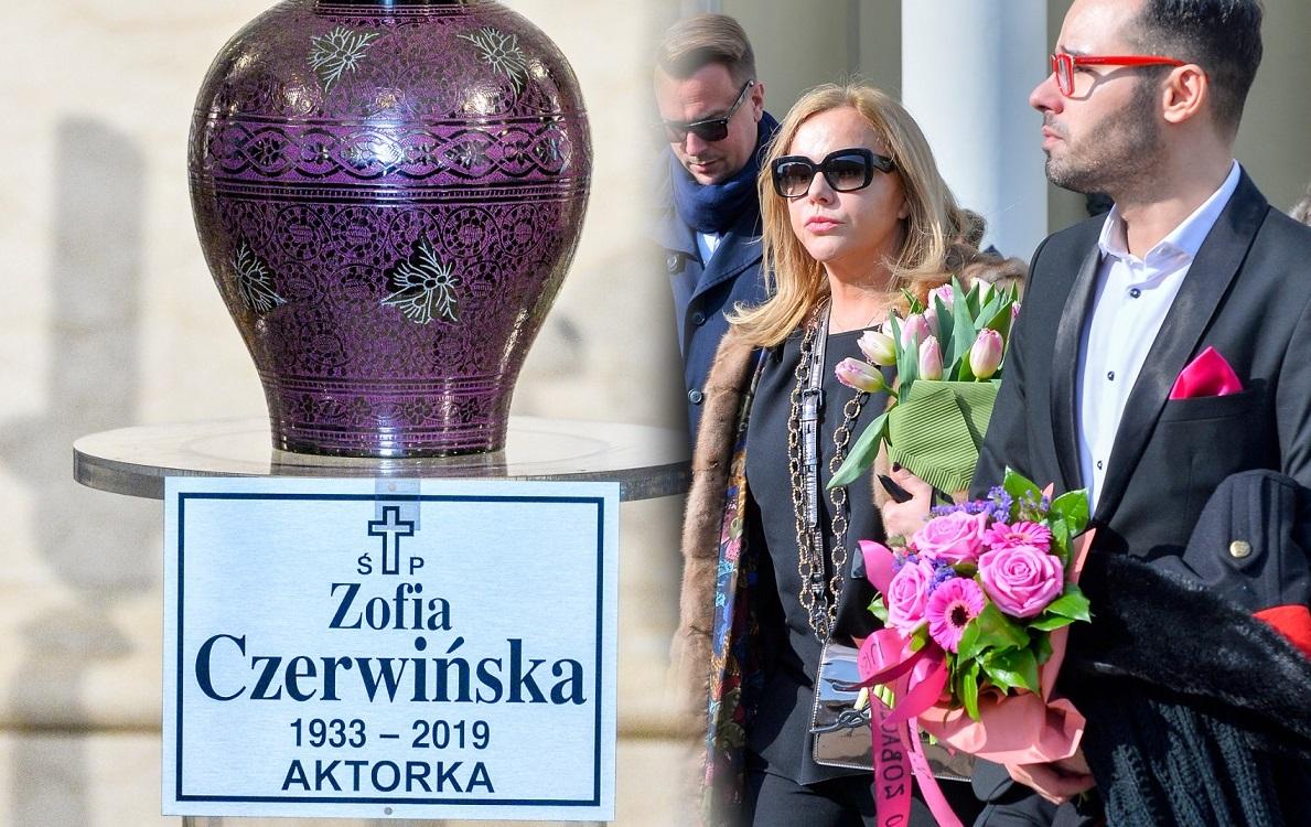 Zofia Czerwińska – tłumy gwiazd na jej pogrzebie (ZDJĘCIA)