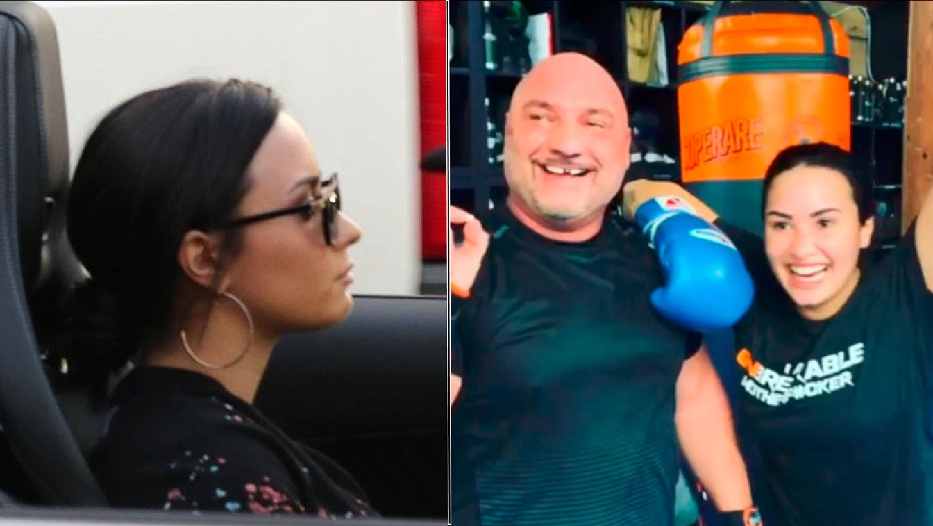 Demi Lovato wróciła z odwyku. Wybiła swojemu trenerowi ząb
