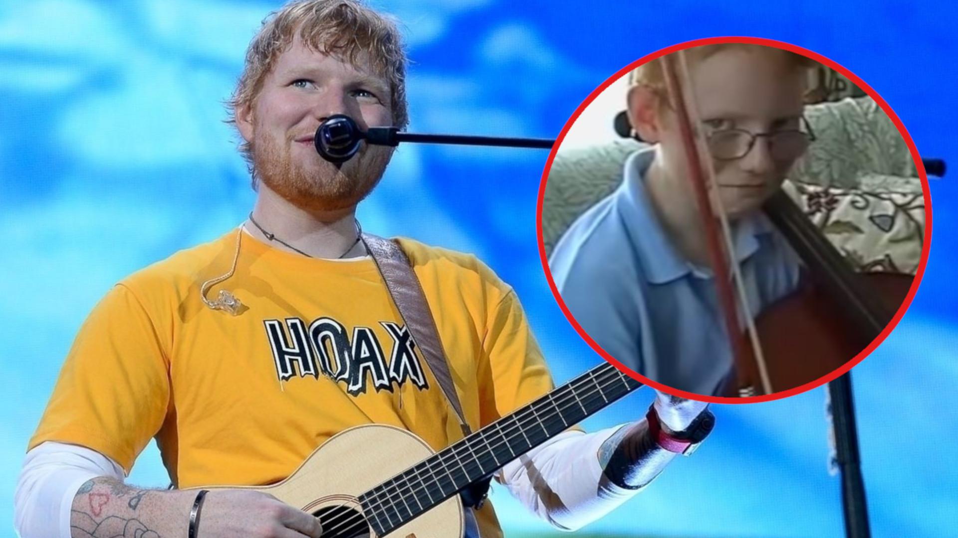 Ed Sheeran o tym, jak był prześladowany w szkole – przeżył koszmar