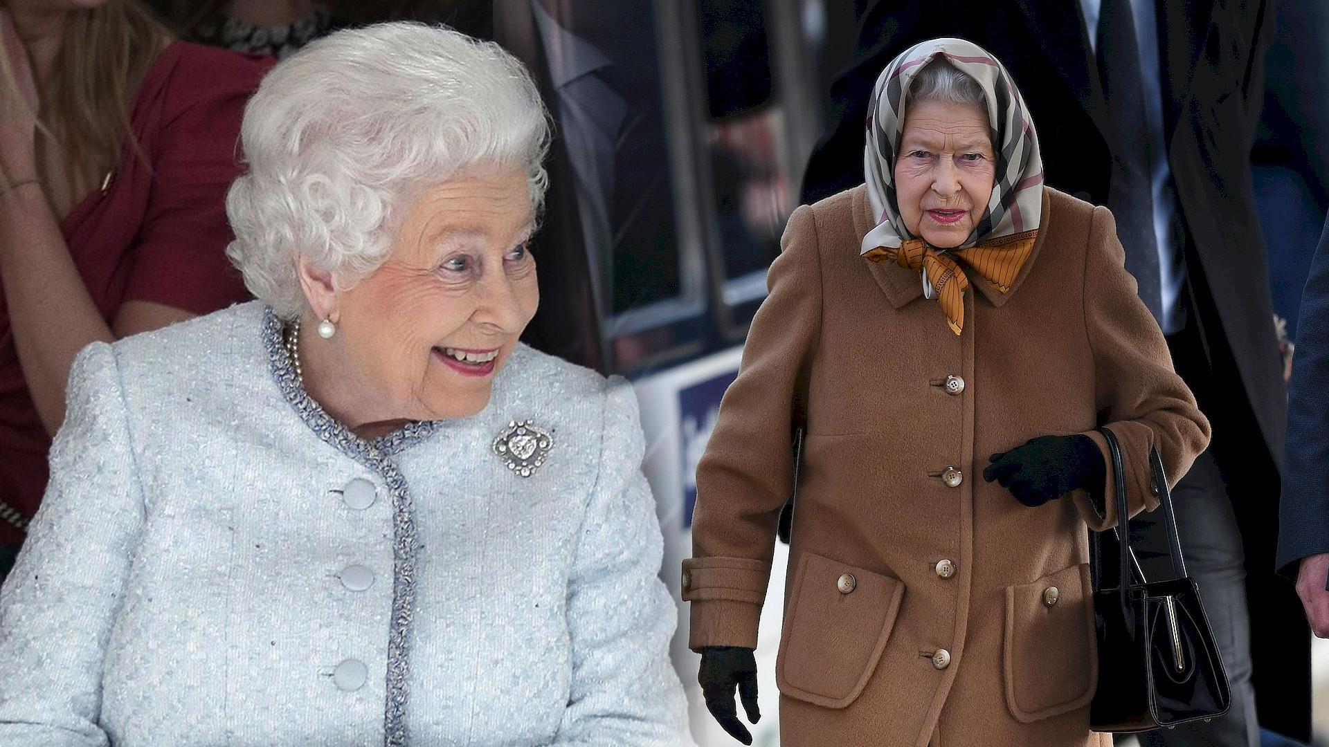 Królowa Elżbieta dodała swój PIERWSZY wpis na Instagramie