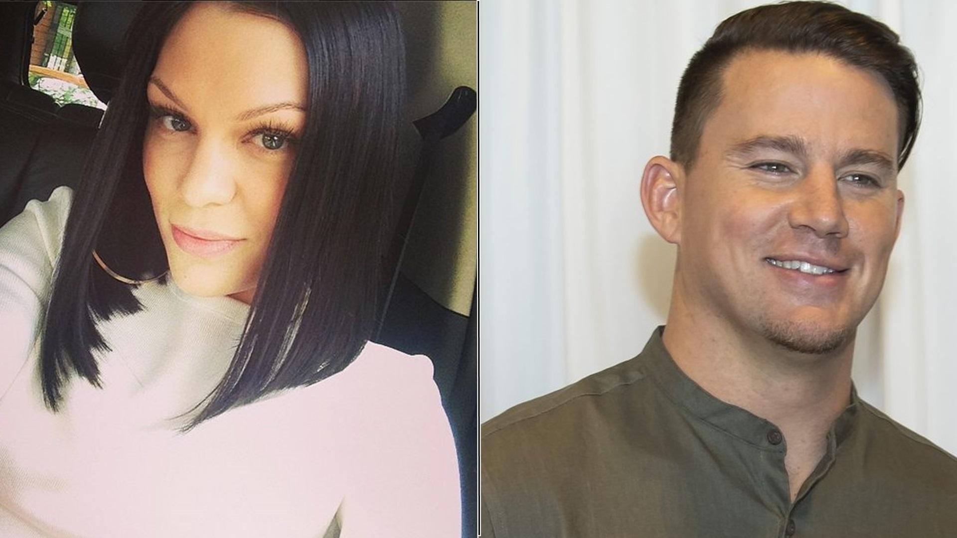Aktor z Magic Mike już zajęty. Channing Tatum i Jessie J potwierdzili swój związek