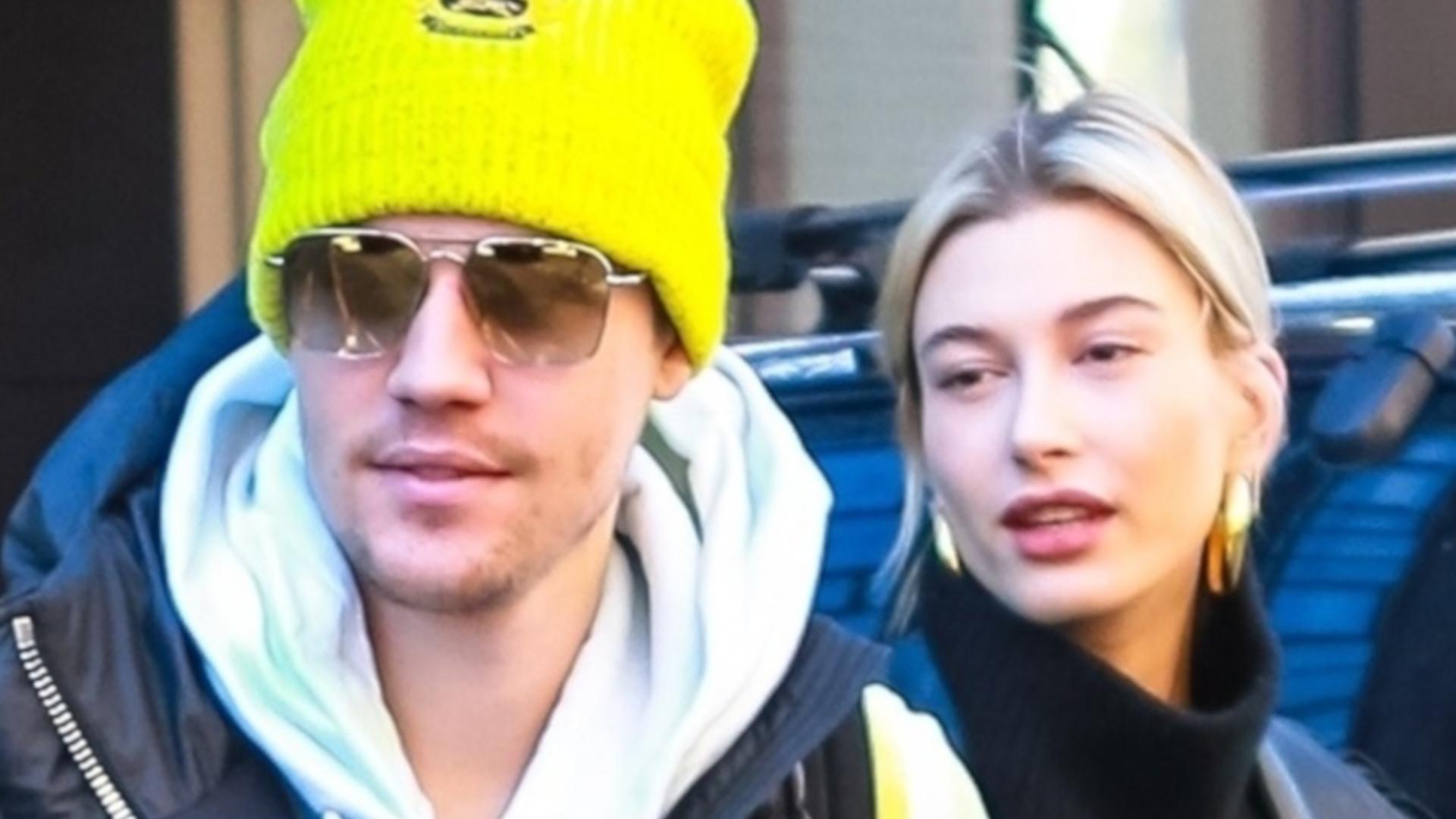 Justin Bieber nagrywał Hailey bez jej wiedzy. Opublikował to na Instagramie