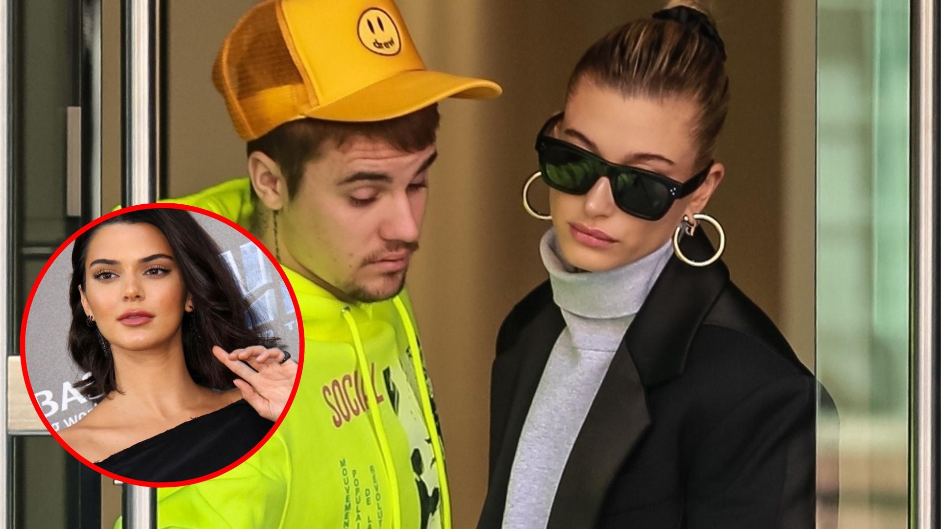 Justin Bieber i Hailey Baldwin OSTRO się pokłócili. Poszło o byłą Justina – Kendall Jenner