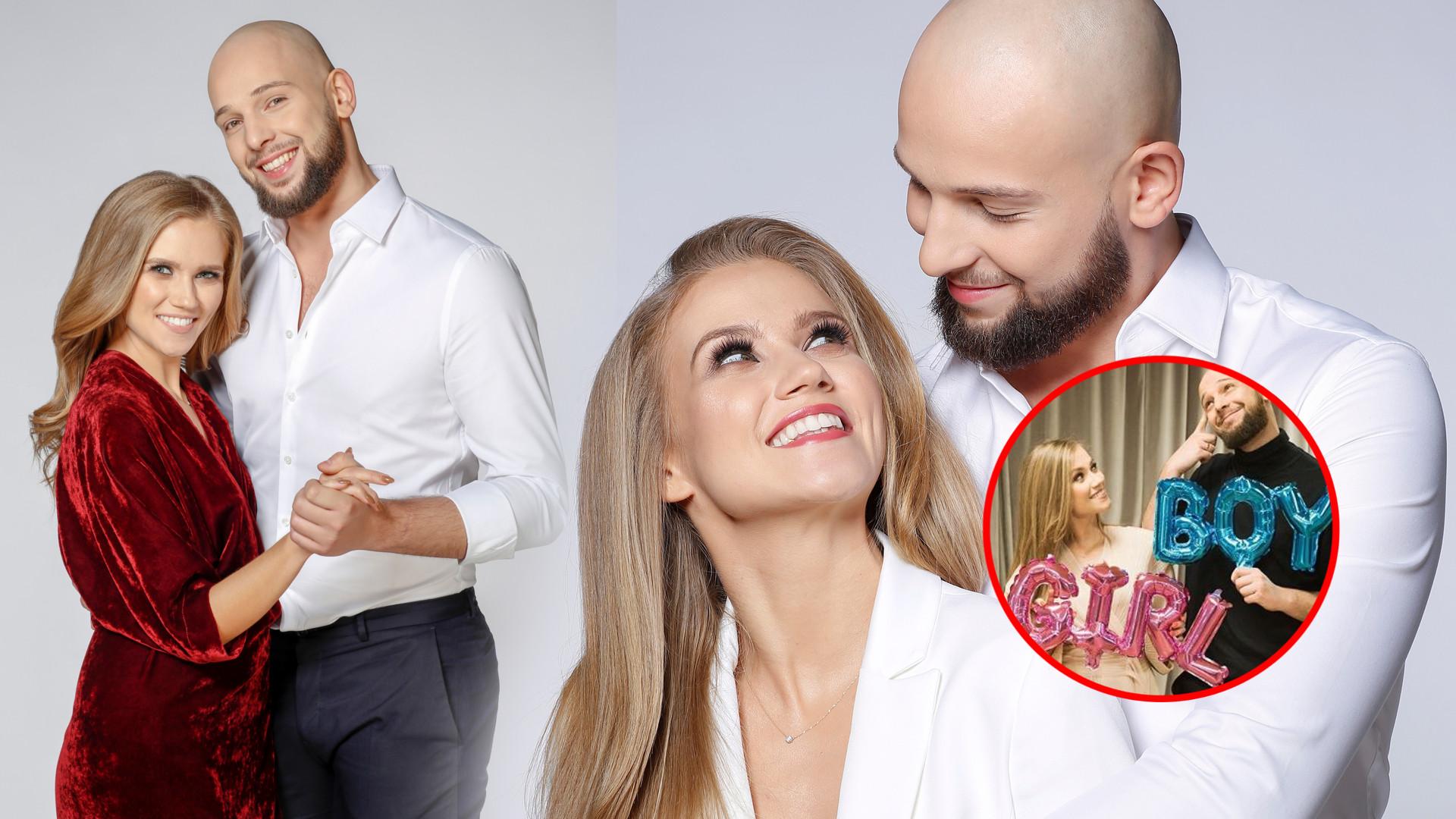 Obsługa sklepu zdradziła płeć dziecka Agnieszki Kaczorowskiej i Macieja Peli?