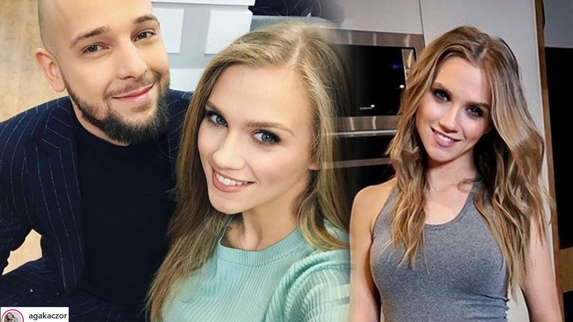 Agnieszka Kaczorowska ma coraz większy BRZUSZEK – wygląda pięknie