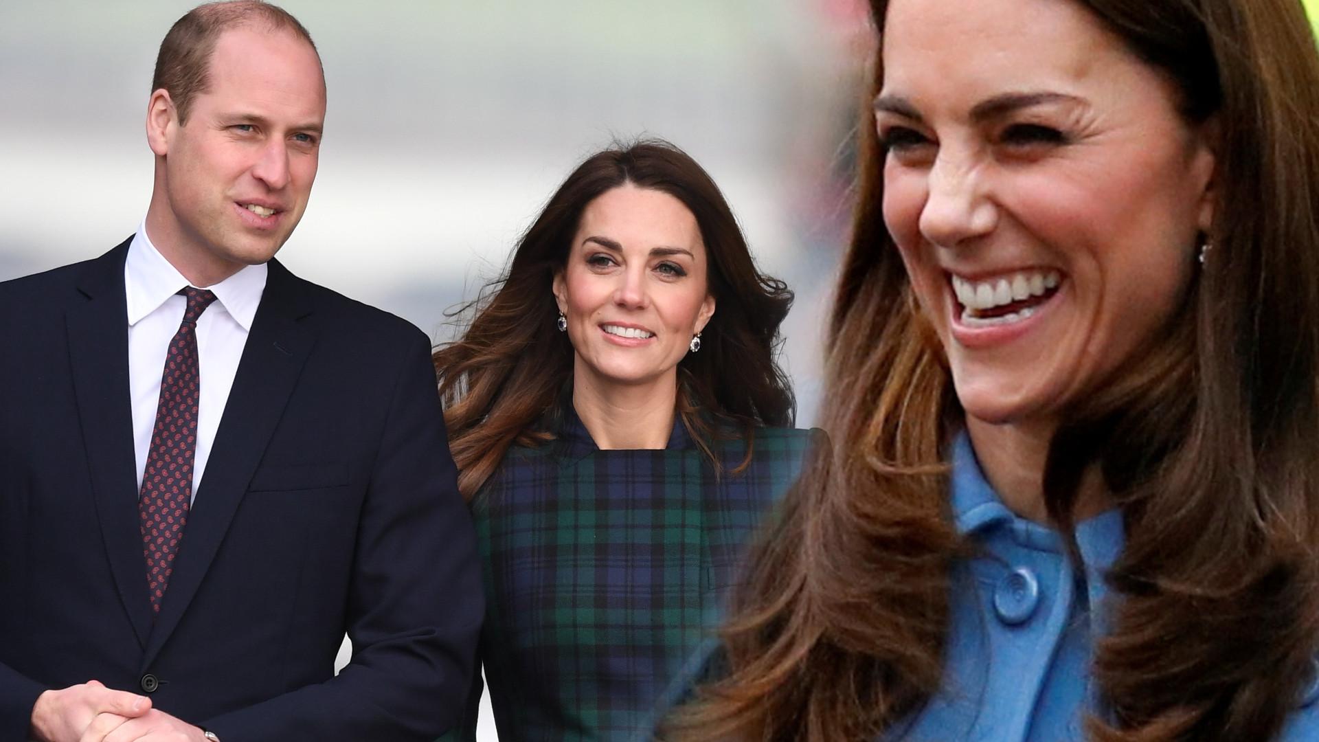 Księżna Kate KOMENTUJE plotki o czwartym dziecku