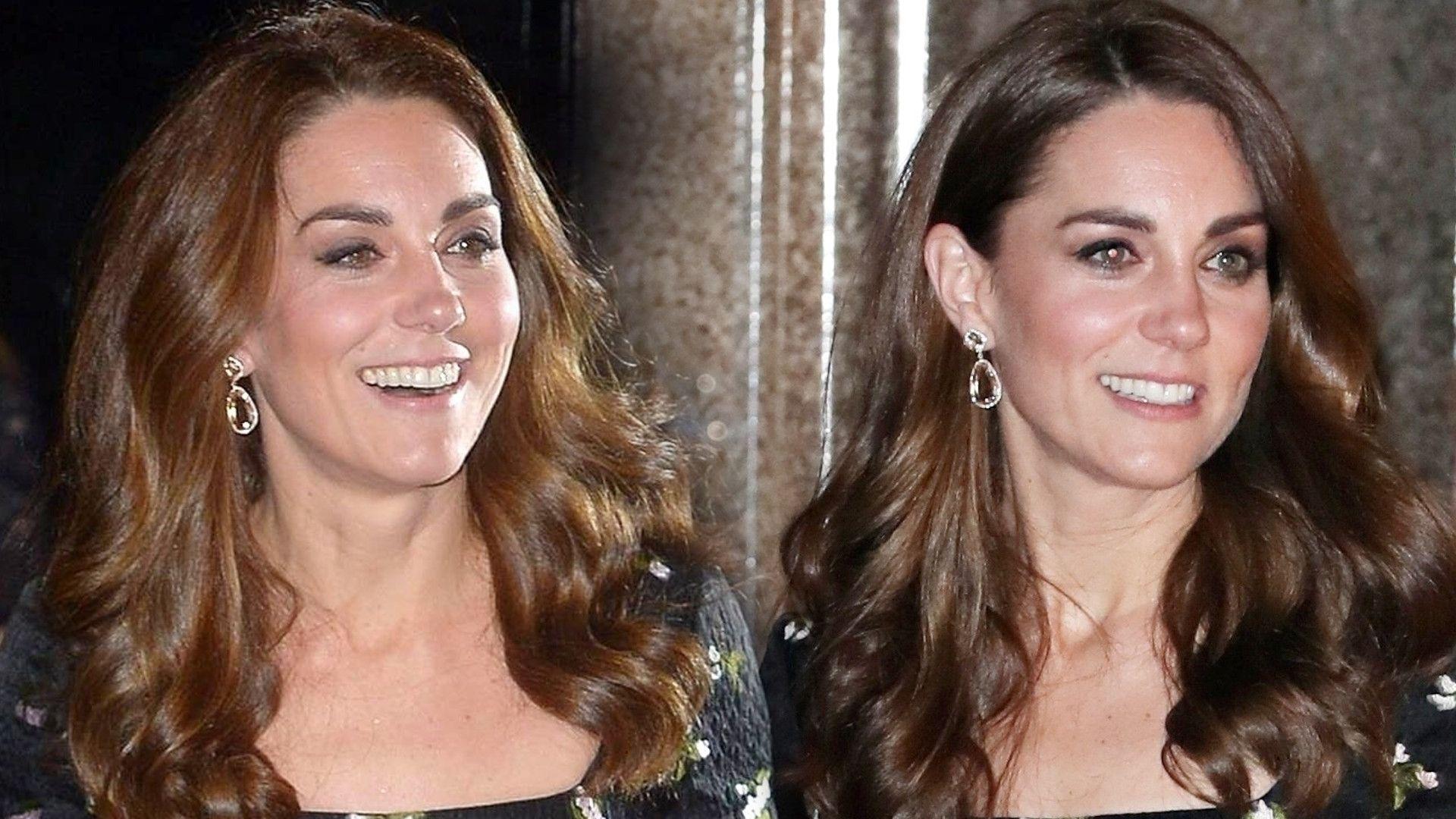 Księżna Kate przerobiła starą sukienkę – zobaczcie, co z tego wyszło (ZDJĘCIA)