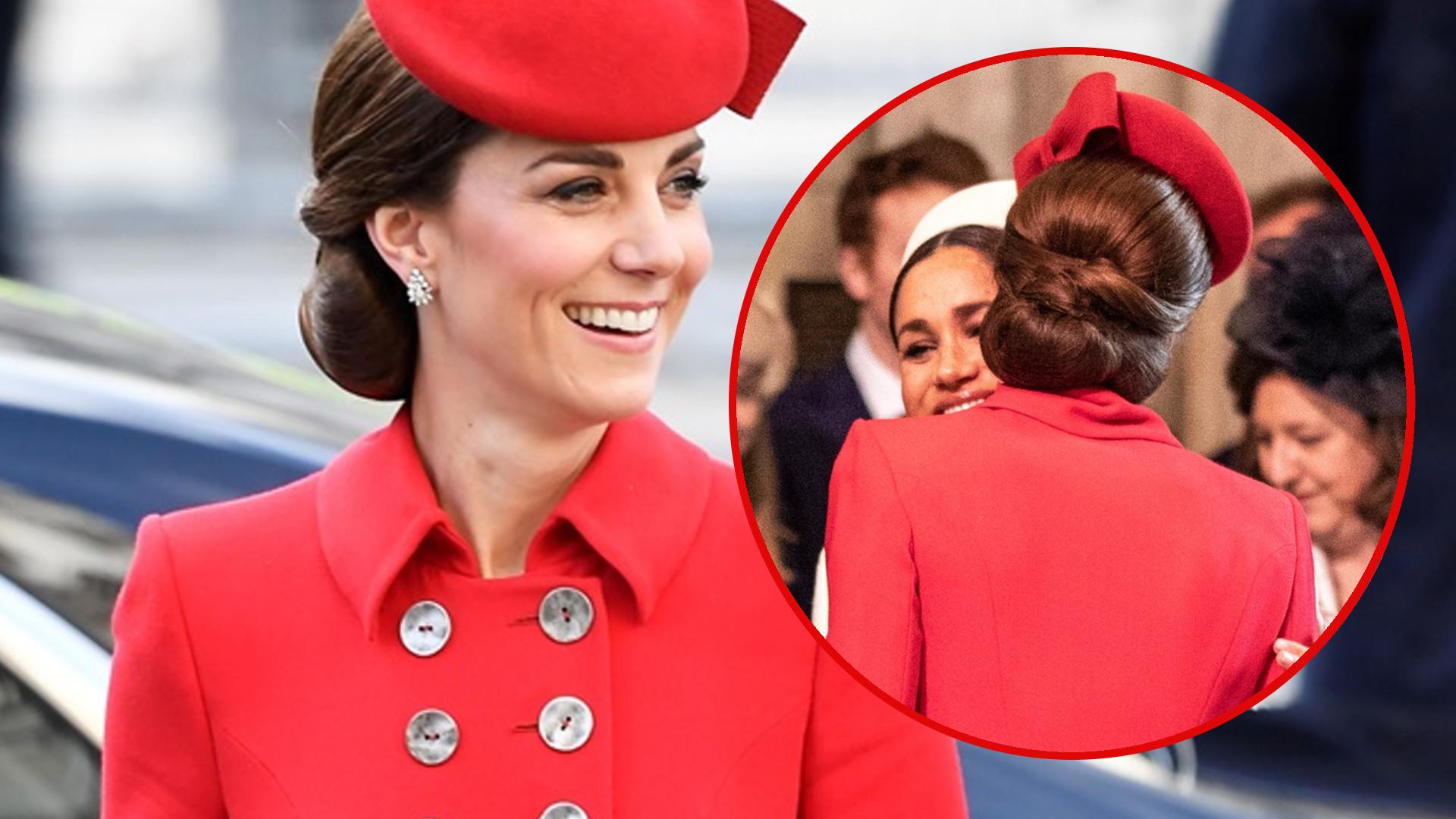 Oto cała PRAWDA o pocałunku księżnej Kate