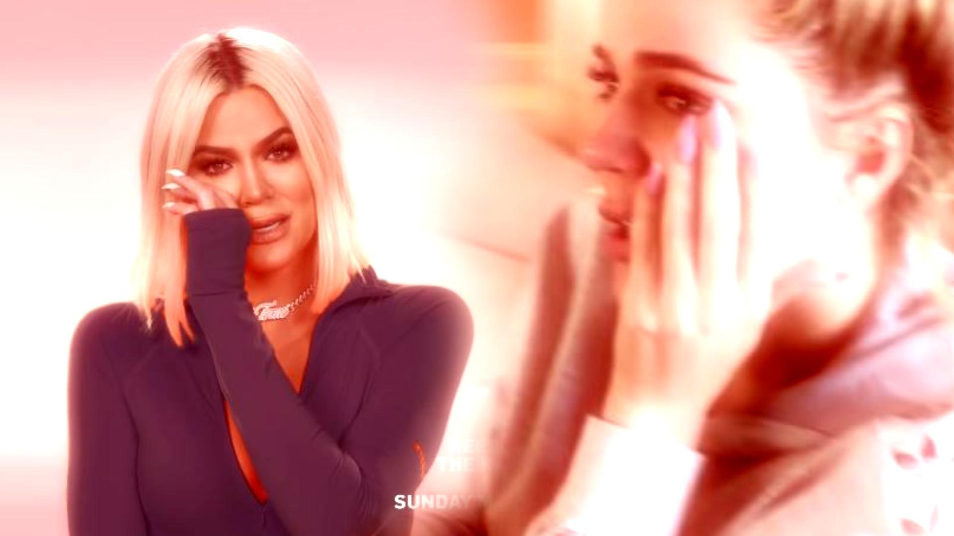 Jest zapowiedź nowego sezonu KUWTK – Khloe Kardashian PŁACZE i WYZYWA Tristana