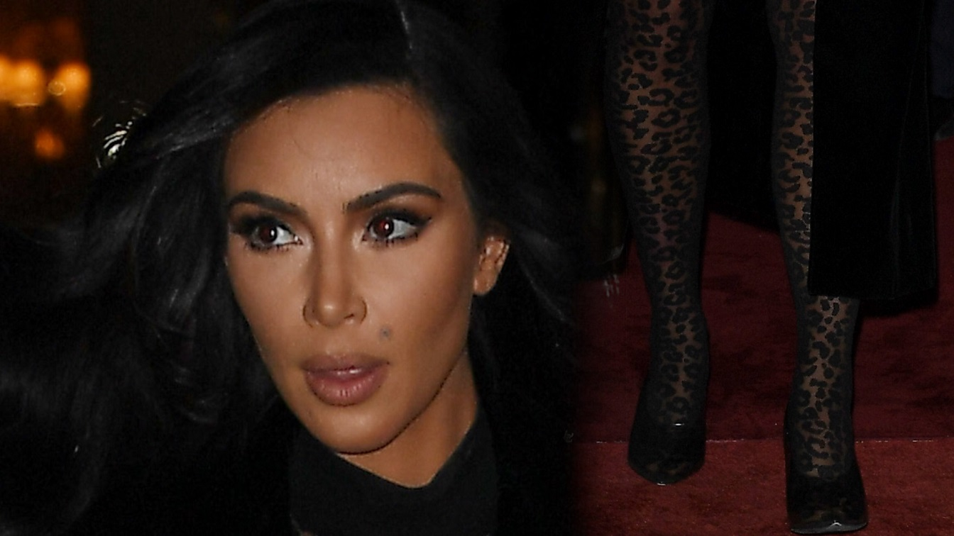 Jeśli myślisz, że Kim Kardashian wczoraj zaskoczyła – JESTEŚ W BŁĘDZIE. Jej nowy look jeszcze bardziej szokuje