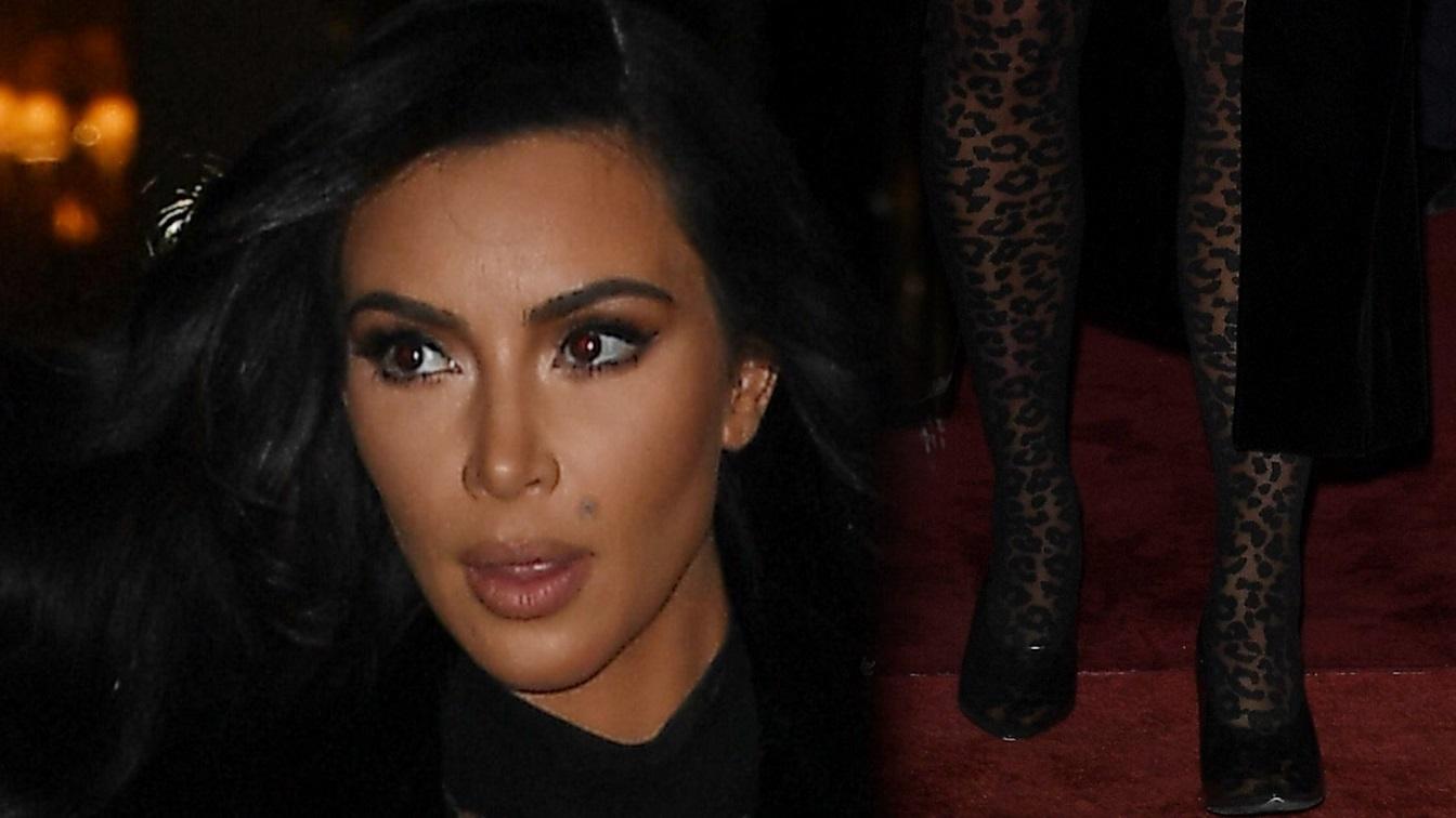 Pani West powróciła w jeszcze bardziej dzikiej stylizacji