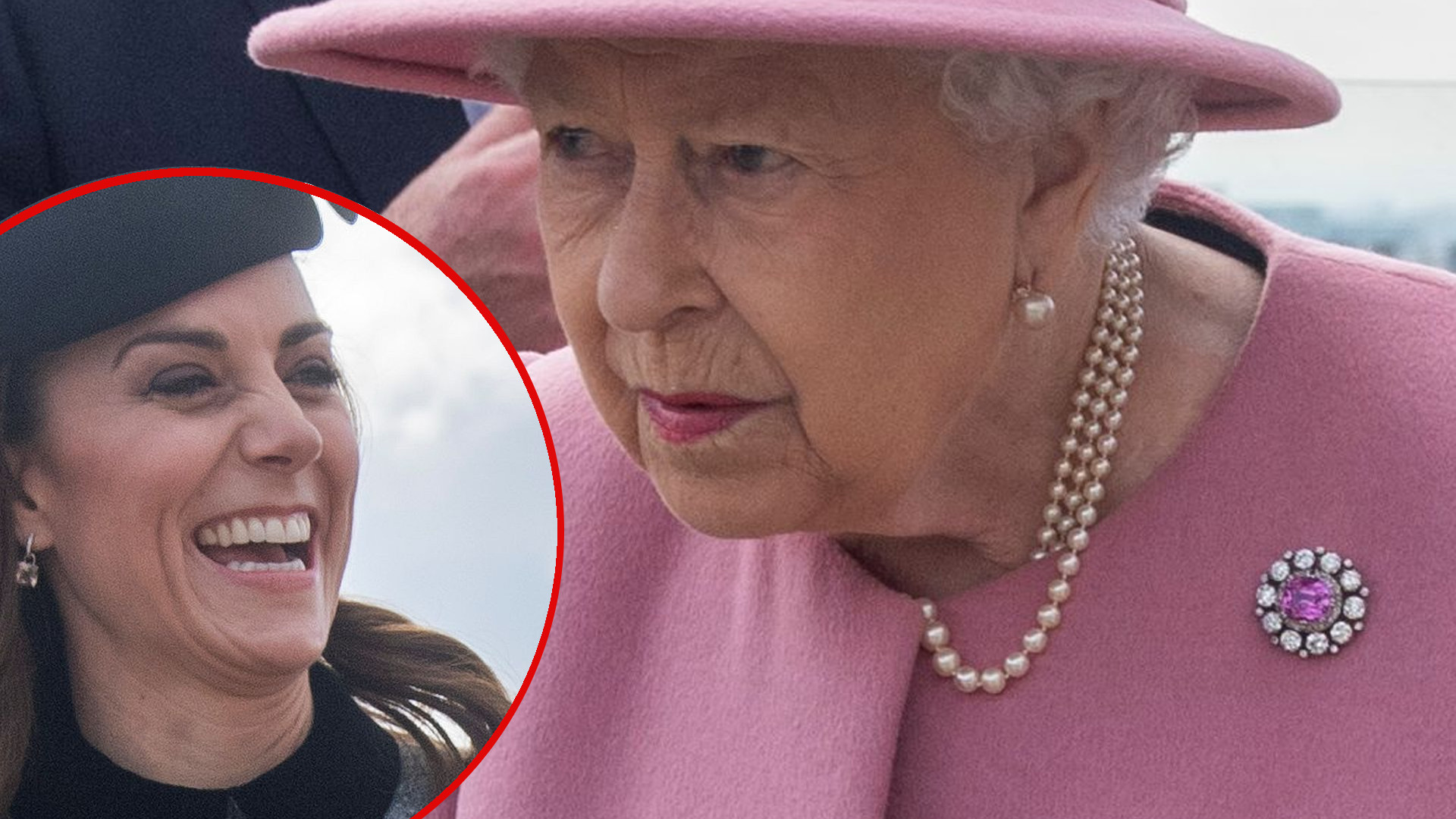 Ludzie OSZALELI na punkcie tego, co zrobiła księżna Kate razem z królową Elżbietą