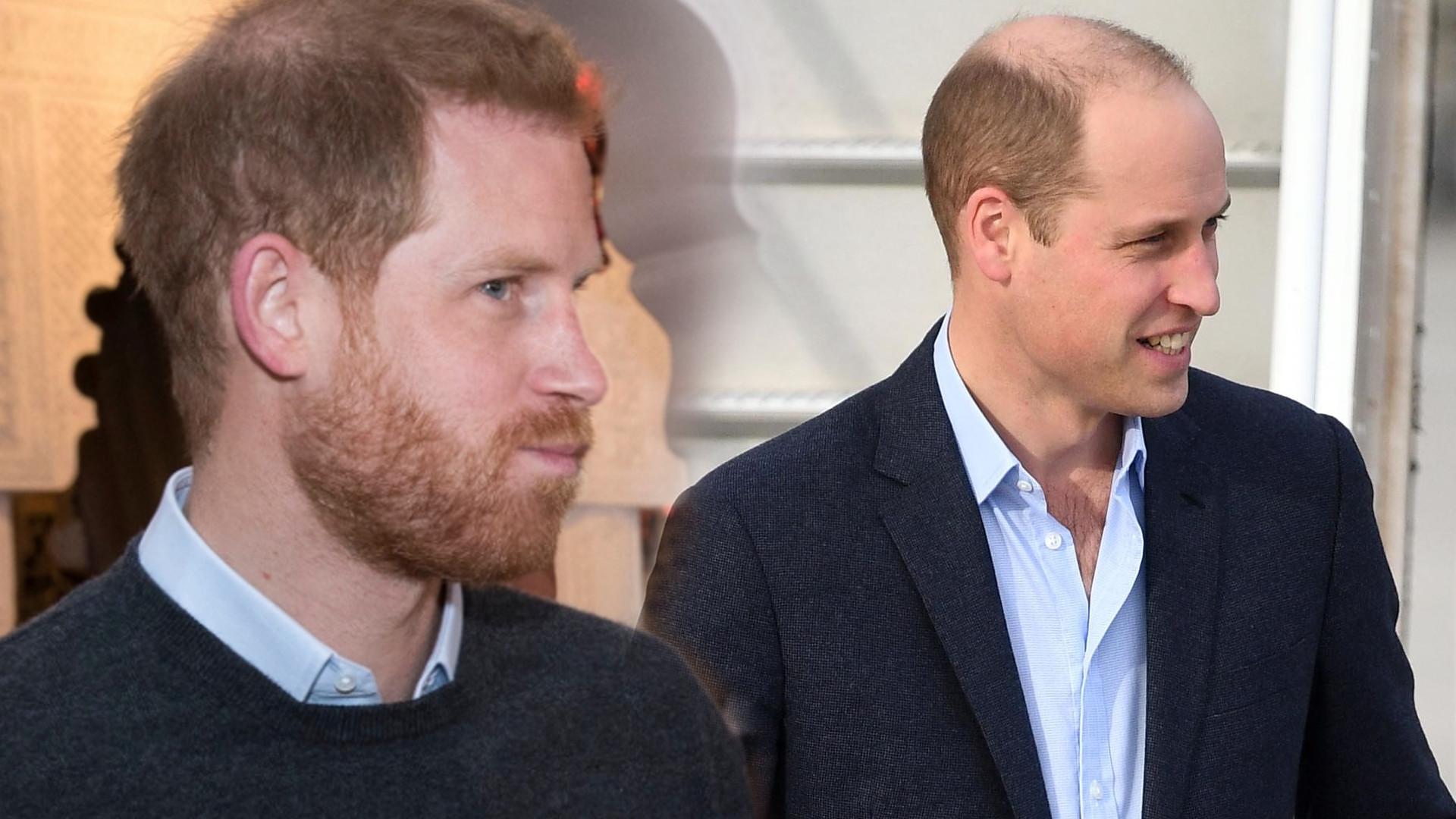 Oto PRAWDA o kłótni Williama i Harry'ego – nie ma to nic wspólnego z Meghan i Kate