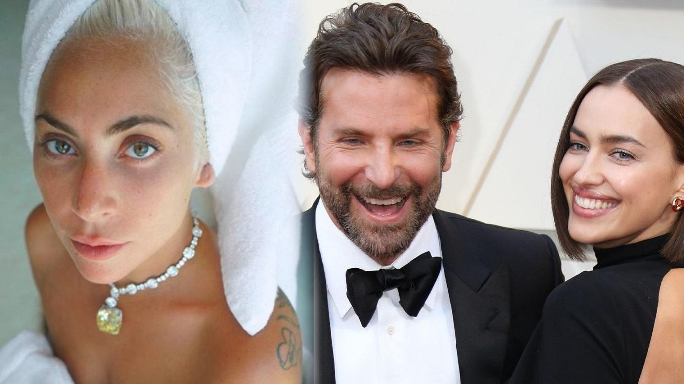 Znaleźli NIEZBITY dowód na romans Lady Gagi i Bradleya Coopera