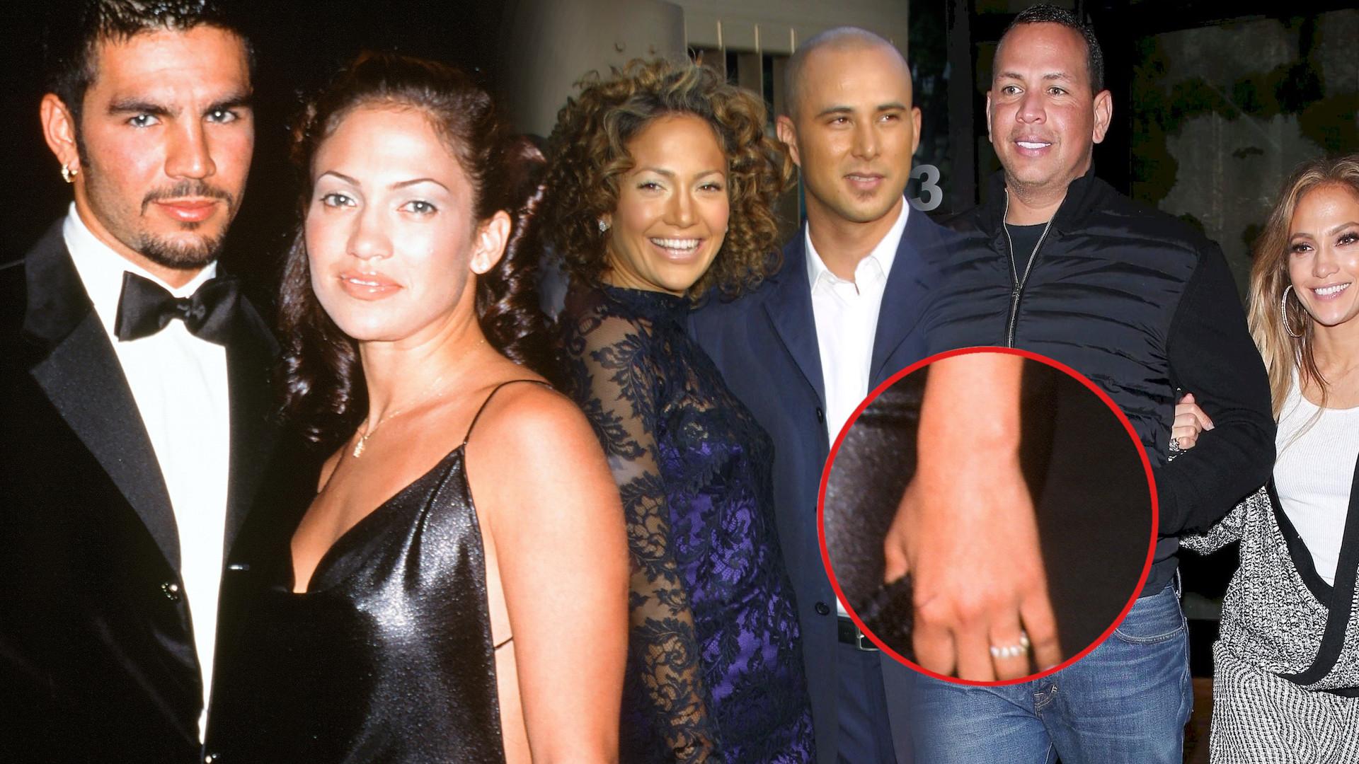 Jennifer Lopez była ZARĘCZONA aż PIĘĆ razy – kim byli jej partnerzy?
