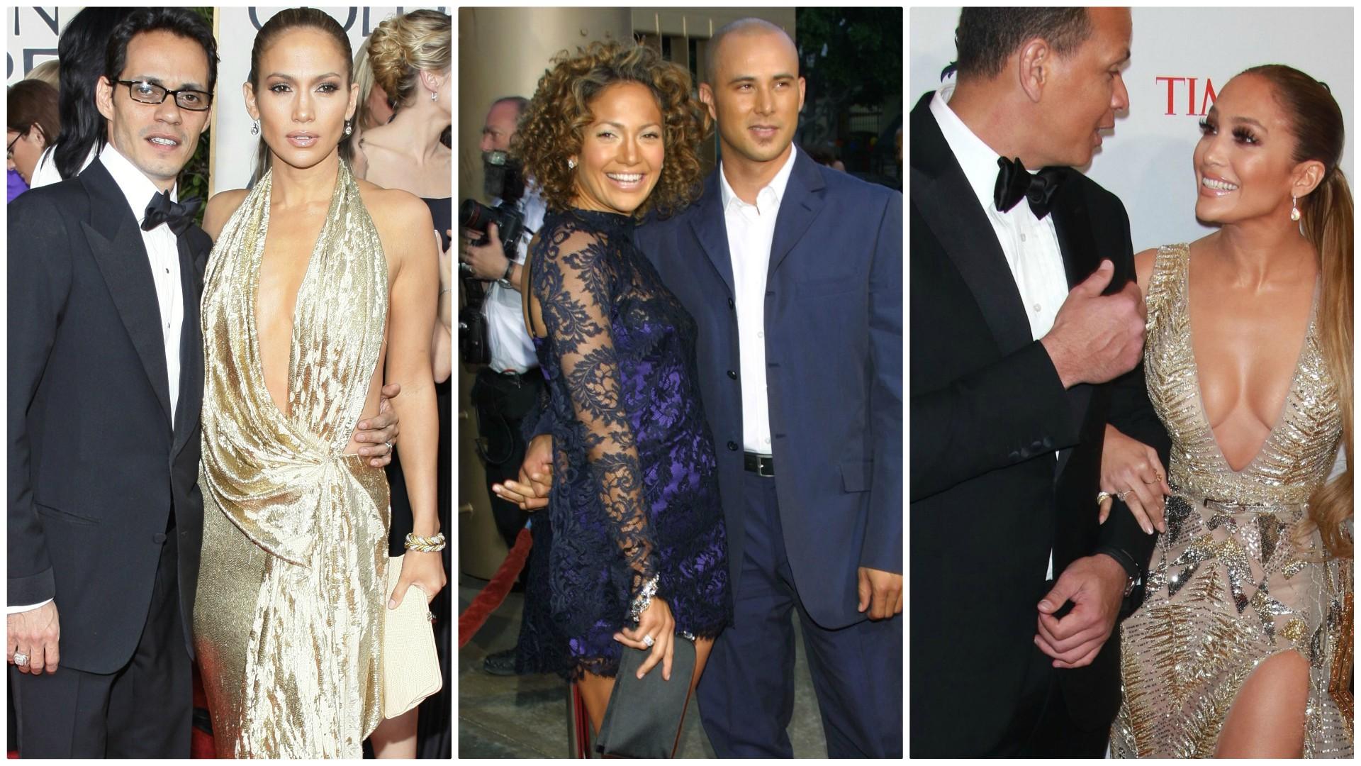 Wszyscy narzeczeni Jennifer Lopez – kilku ich było