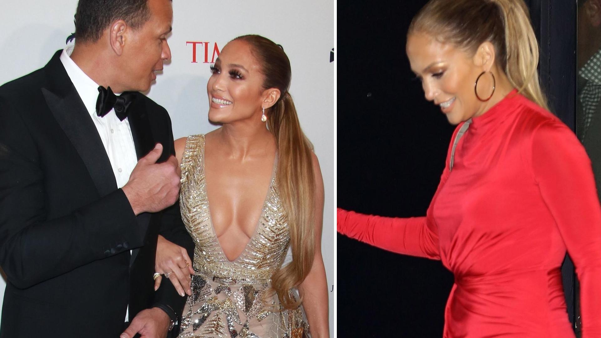 Alex Rodriguez ZDRADZA Jennifer Lopez? Na Twitterze pojawił się niepokojący post