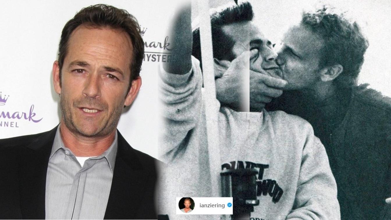 """Gwiazda serialu """"Beverly Hills 90210"""" dostała udaru mózgu. Mamy kolejne wieści"""
