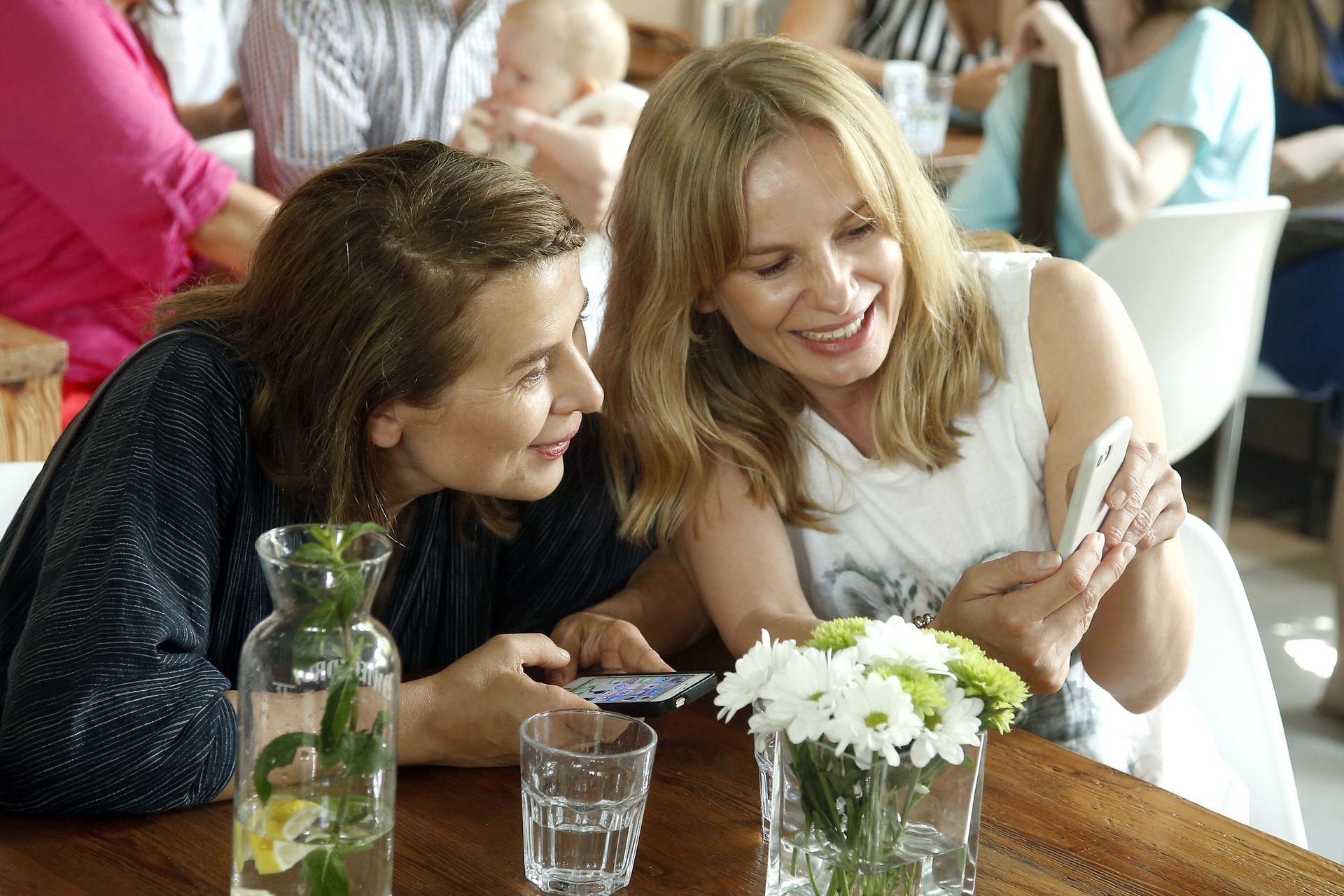scena z: Katarzyna Herman, Magdalena Cielecka, SK:, , fot. Baranowski/AKPA