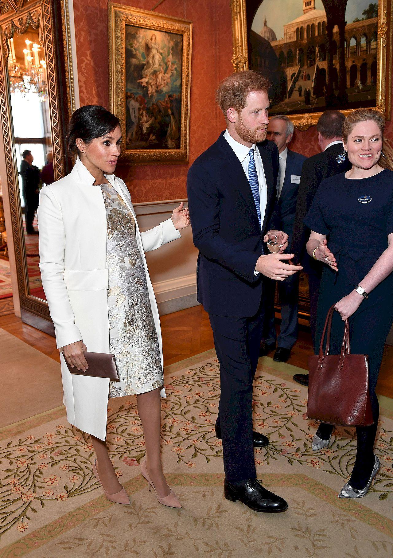 Meghan i Kate na 50-leciu nadania Karolowi tytułu księcia Walii
