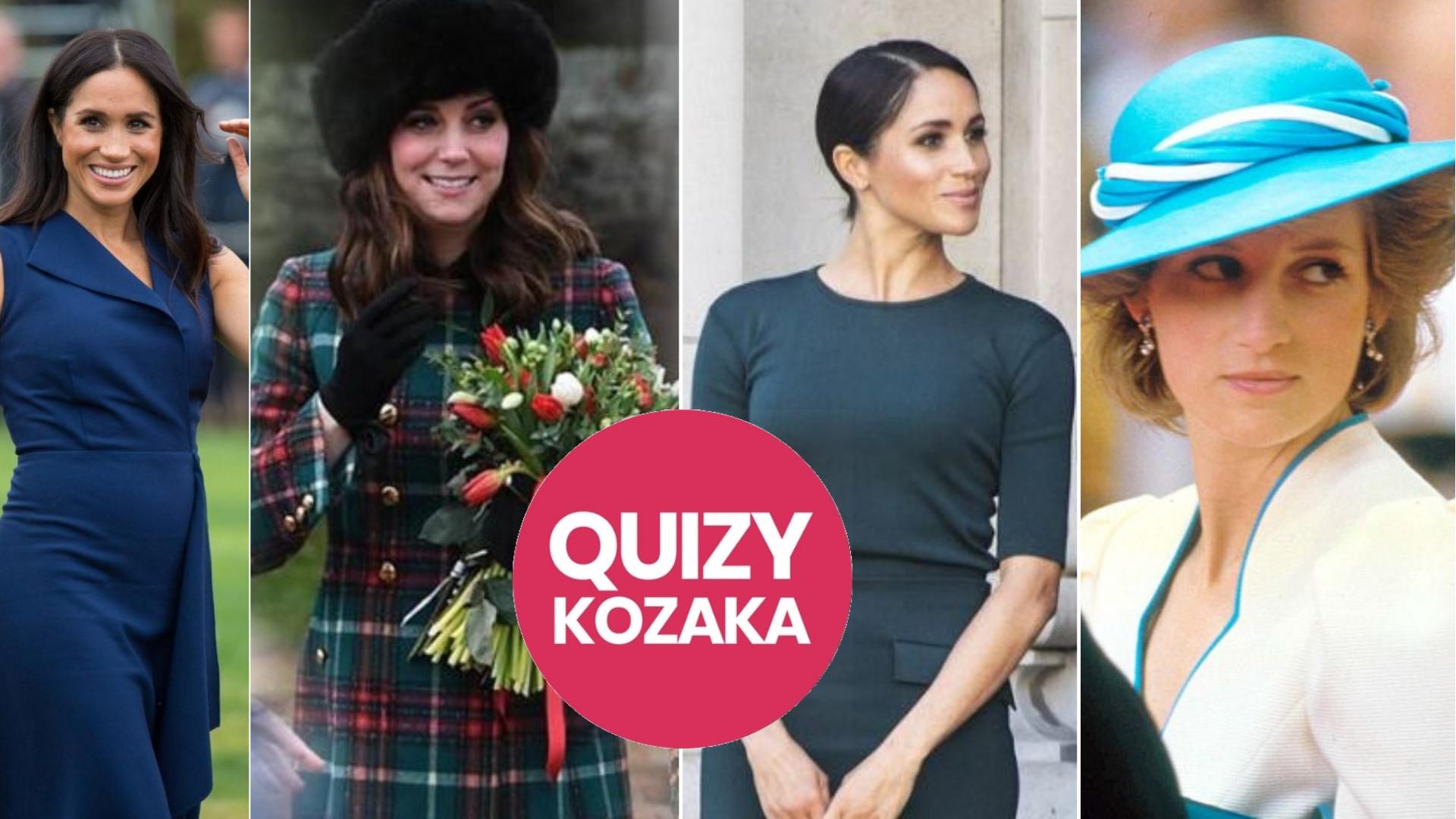 Sprawdź jaką byłabyś księżną. Dałabyś radę przeżyć w Pałacu Buckingham? (QUIZ)