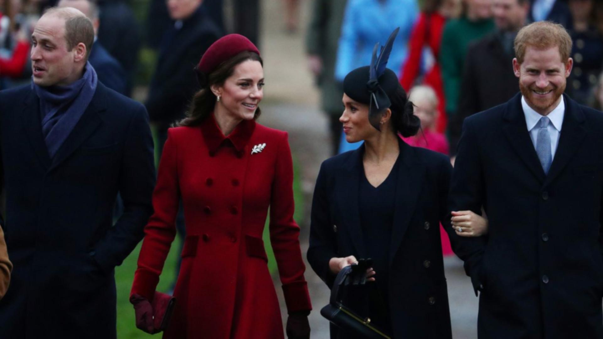 Meghan Markle i książę Harry wyprowadzają się. Nie mogą już znieść towarzystwa Kate Middleton?