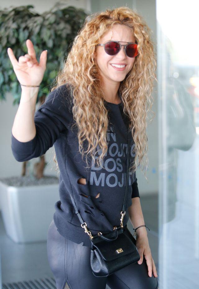 Shakira On Tour / Quimi Ortiz / BACKGRID , kod: Shakira