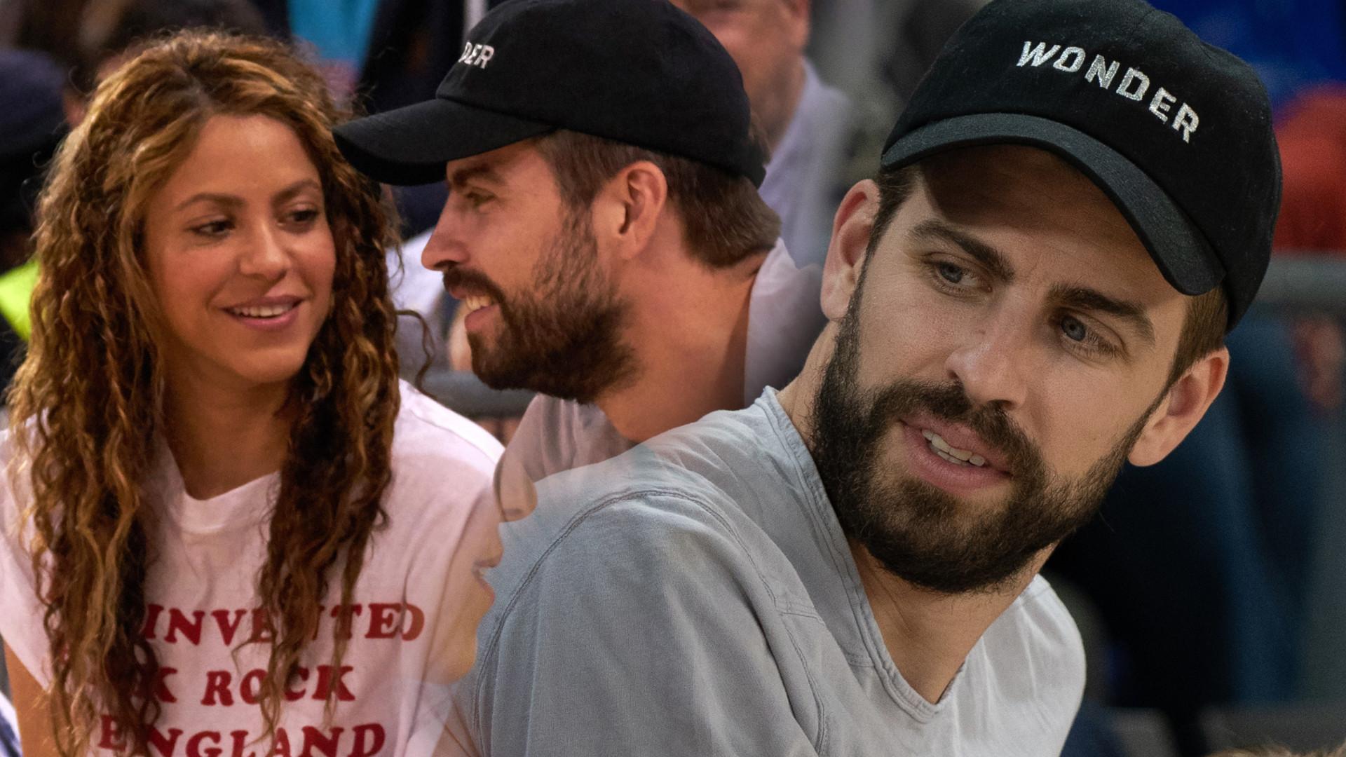 Shakira z Gerardem i synami na trybunach. Co za szczęśliwa rodzinka!