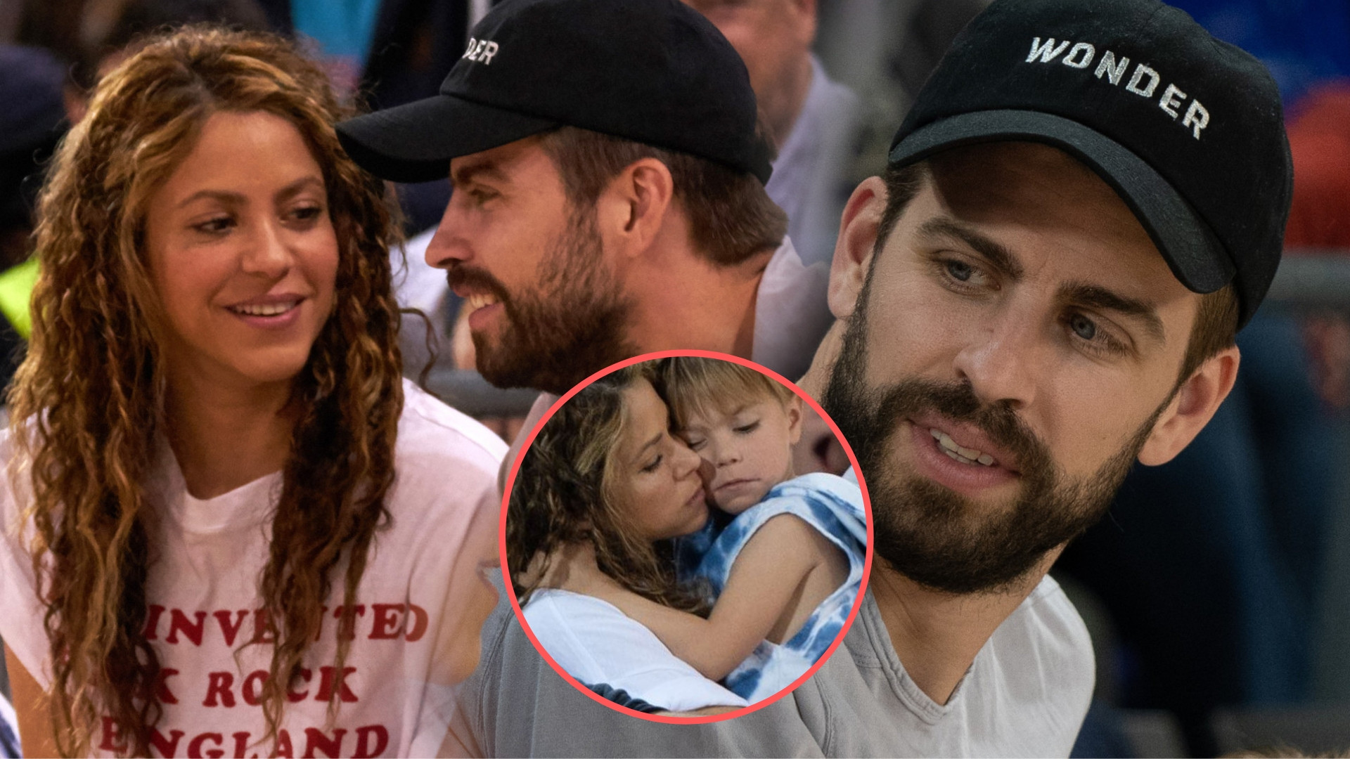Shakira przyłapana przez paparazzi na trybunach z rodziną. Bez Photoshopa i filtrów (ZDJĘCIA)