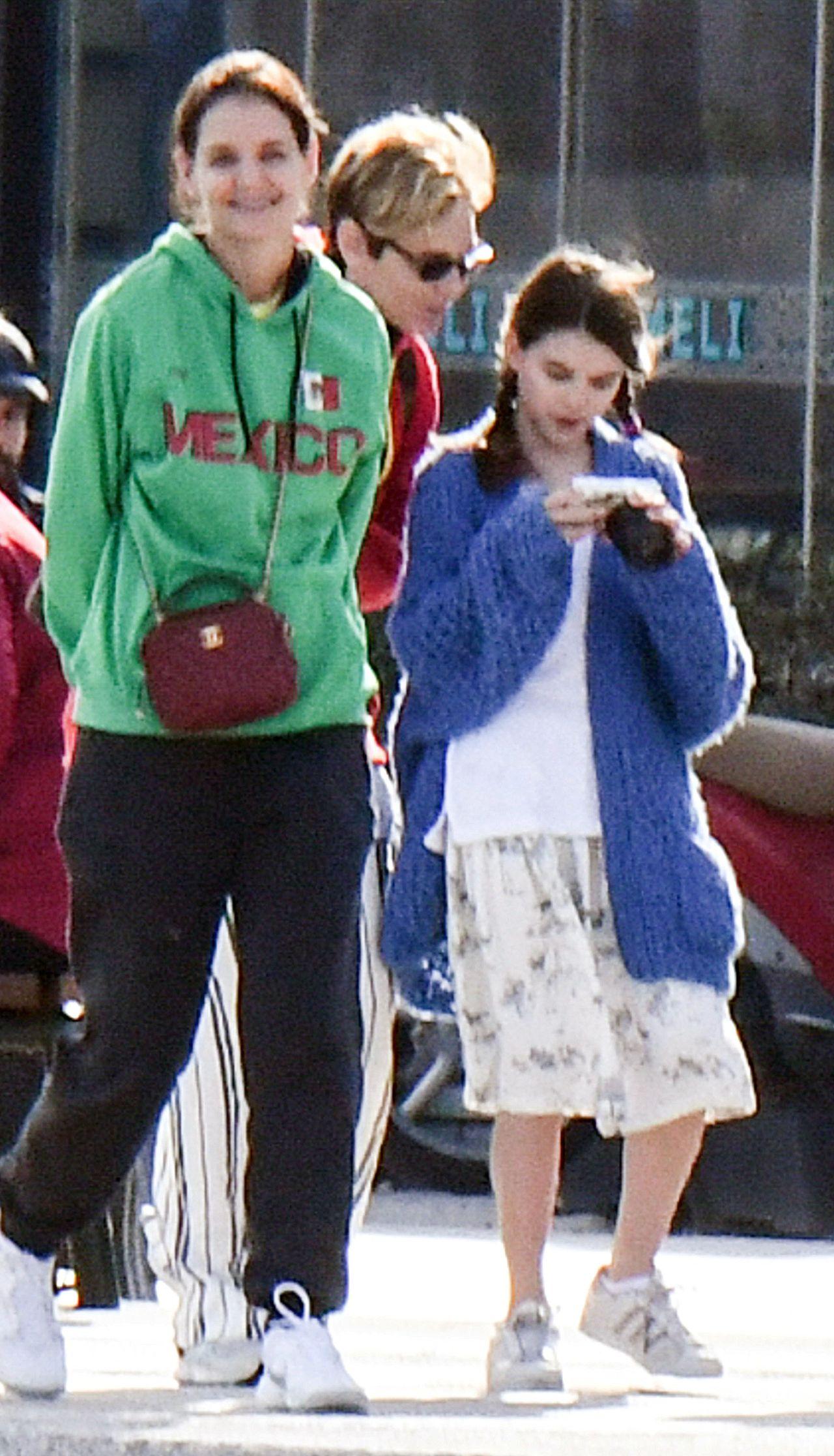 Katie Holmes i Suri Cruise